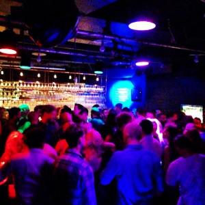 Short introduction to Swedish Club life at Obaren.
