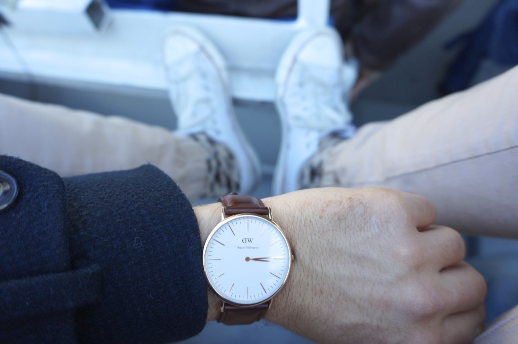 still in love with my daniel wellington, always adding some humble elegance to your everyday style