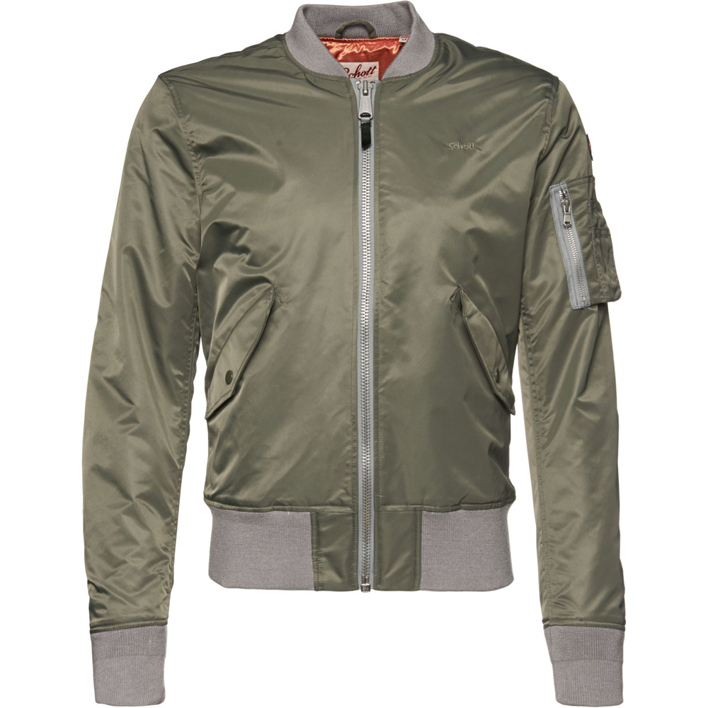 meanwhileinawesometown | mens fashion and style blog | 5 bomber jackets you need this spring | schott nyc