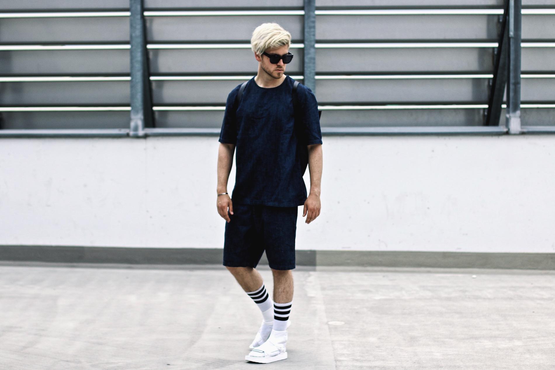 Han And X Denim Kjobenhavn Twinsy Teva Sandals H amp;m E29IeHWDY