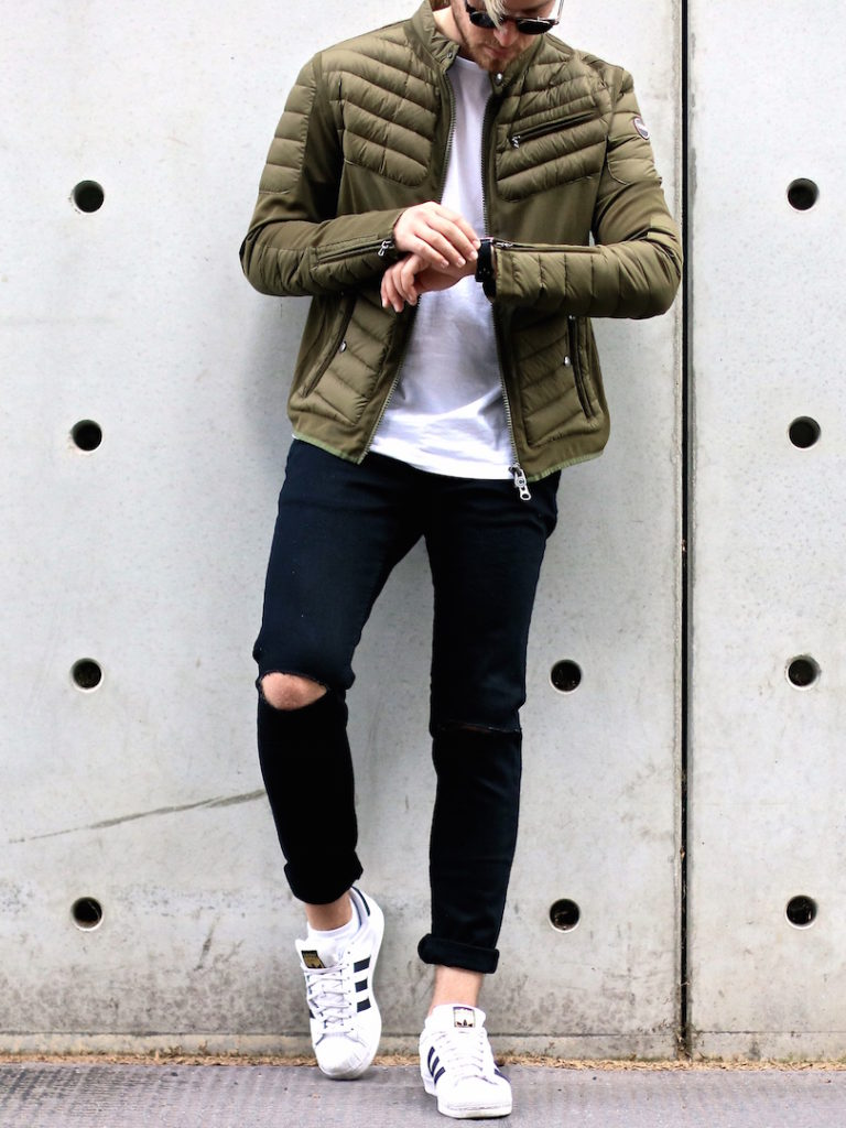 3f9698c9111b meanwhile in awesometown mens fashion and lifestyle blogger menswear outfit  colmar summer down jacket only and