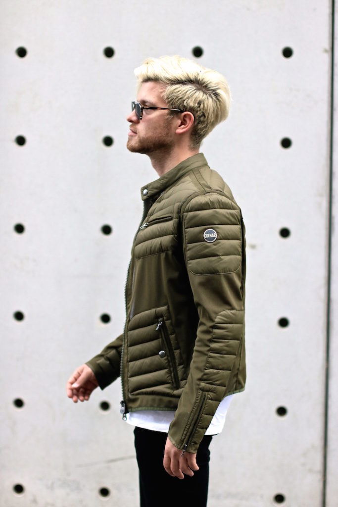 Olive Green Jacket Mens