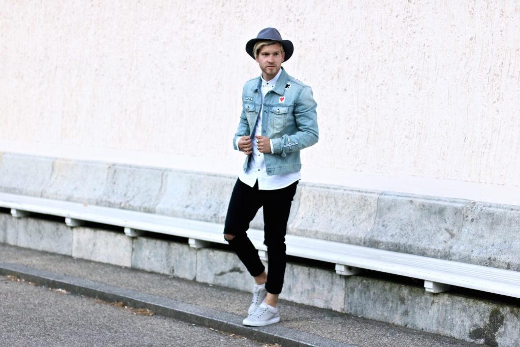 Combining Hat U0026 Denim | Aussie Vibes In Vienna