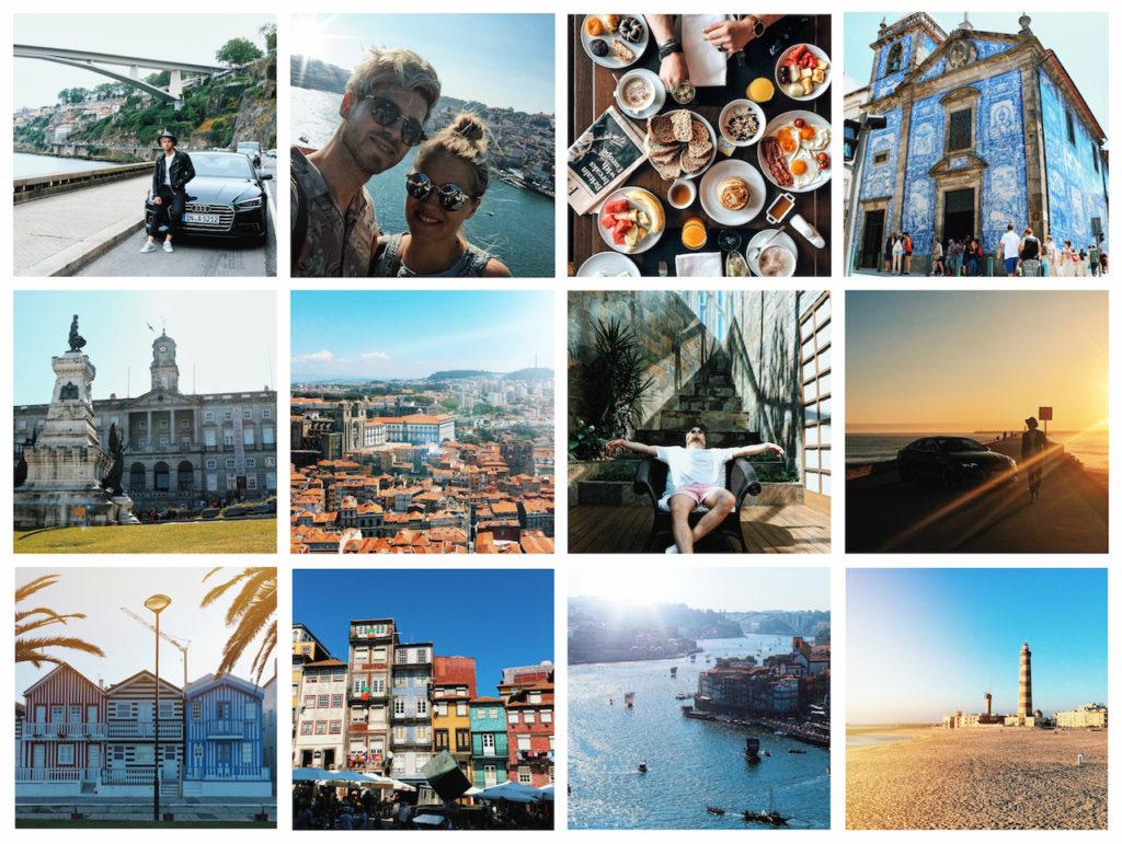 Titelbild Travel Diary Porto