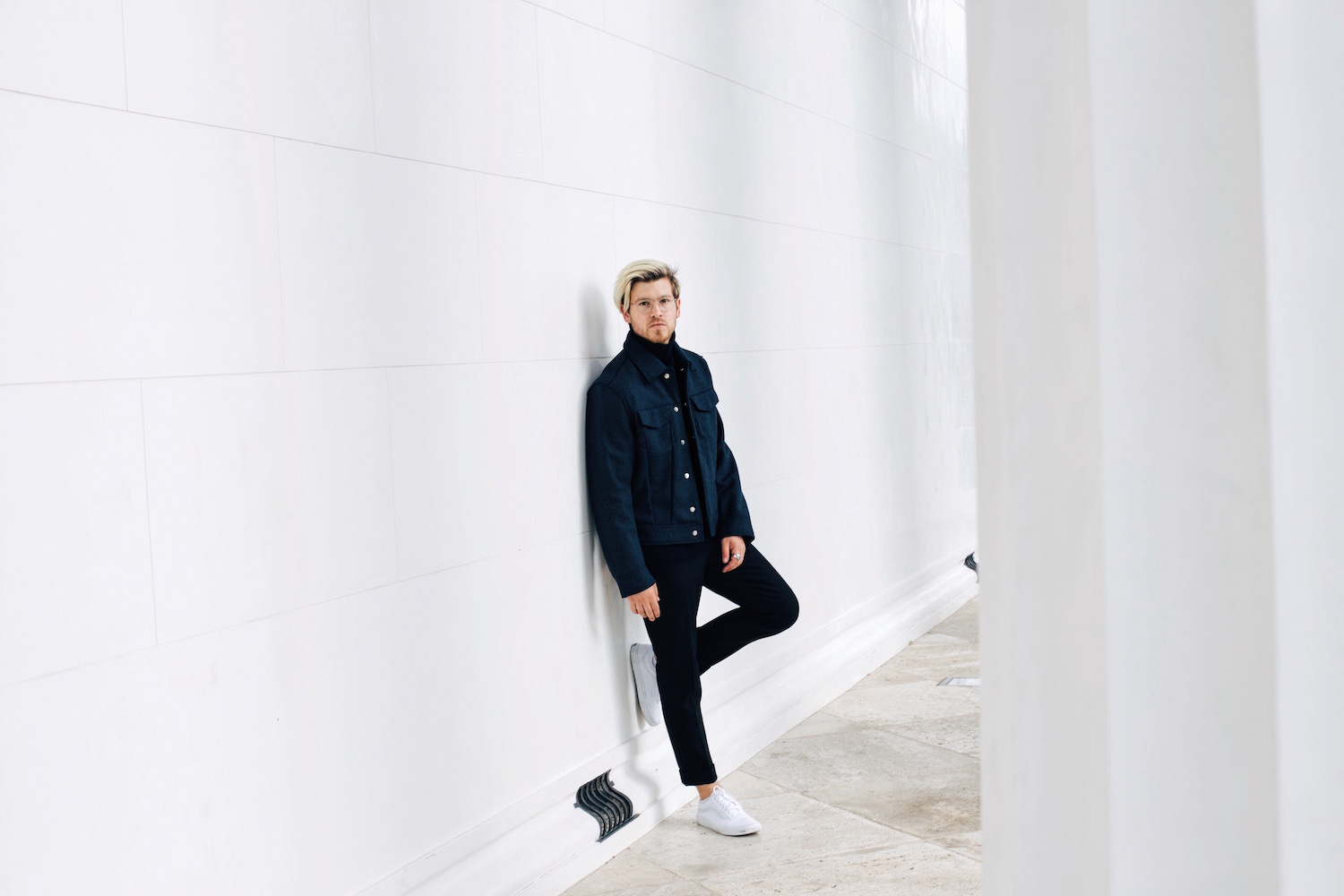 H&M Studio AW16 Mens Mensfashion and LIfestyle Blogger Meanwhile in Awesometown Outfitpost 12