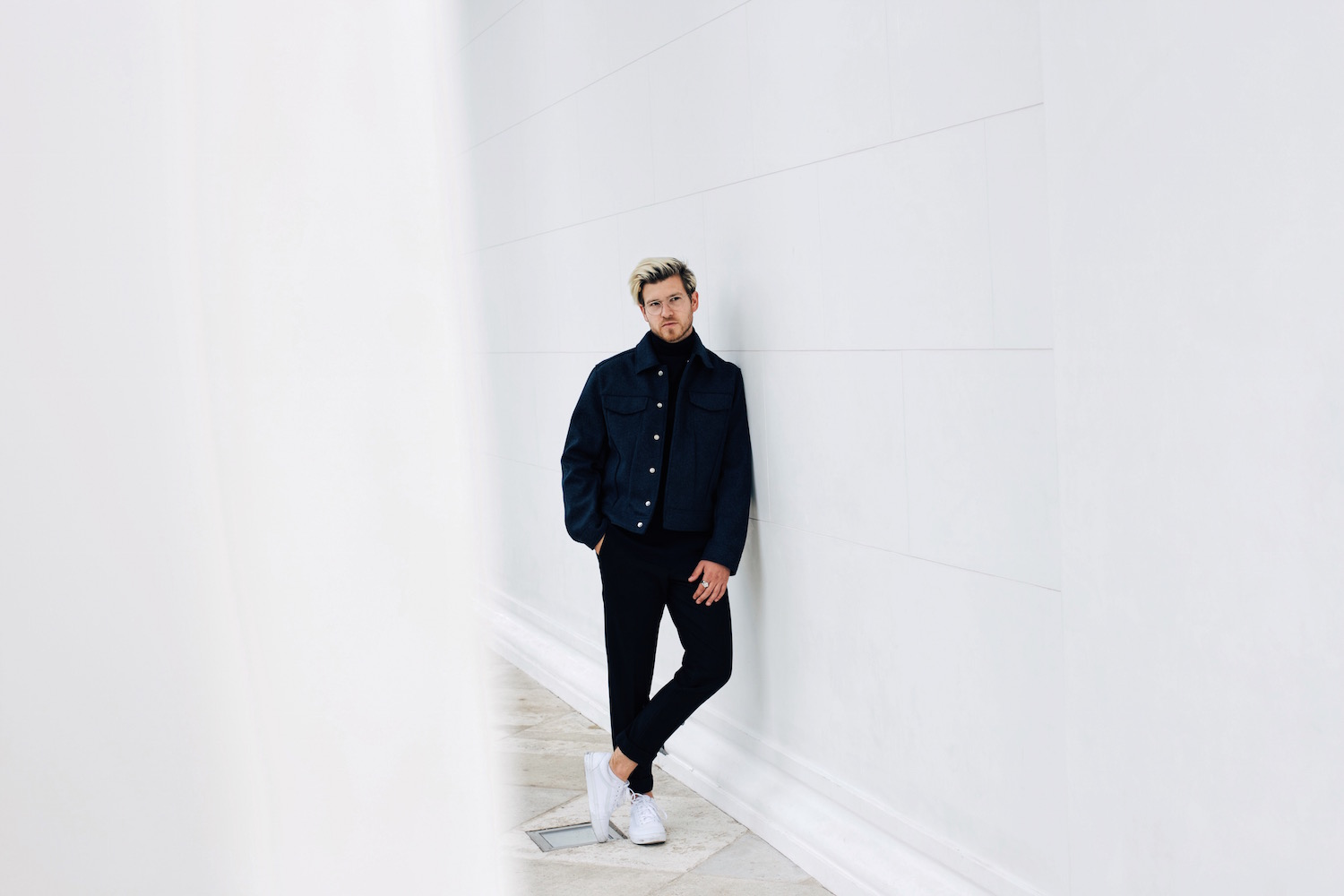 Outfit: H&M Studio AW16 Collection – Highlights for Men