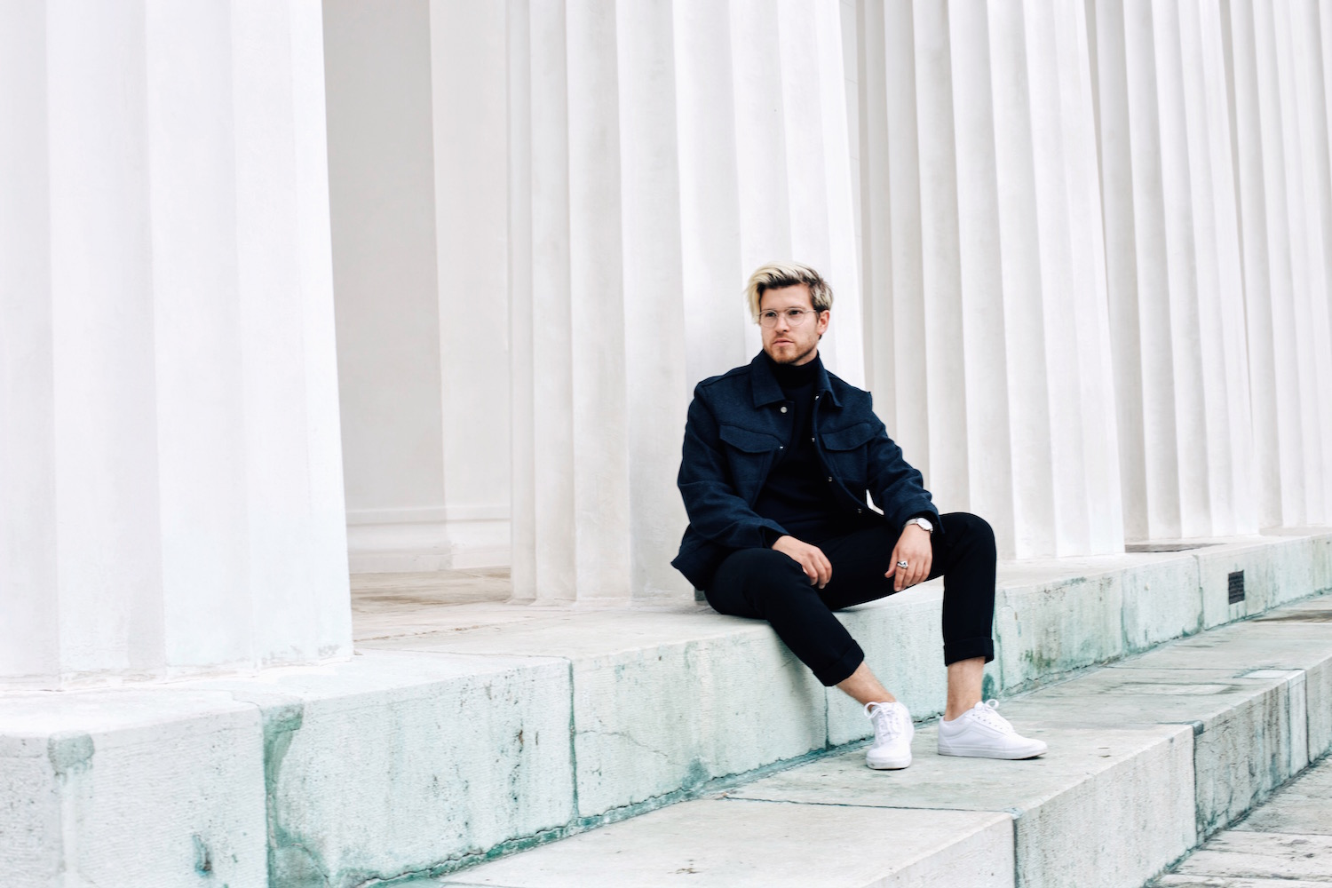 H&M Studio AW16 Mens Mensfashion and LIfestyle Blogger Meanwhile in Awesometown Outfitpost 11
