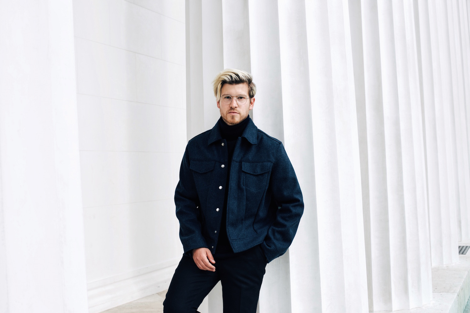 H&M Studio AW16 Mens Mensfashion and LIfestyle Blogger Meanwhile in Awesometown Outfitpost 10