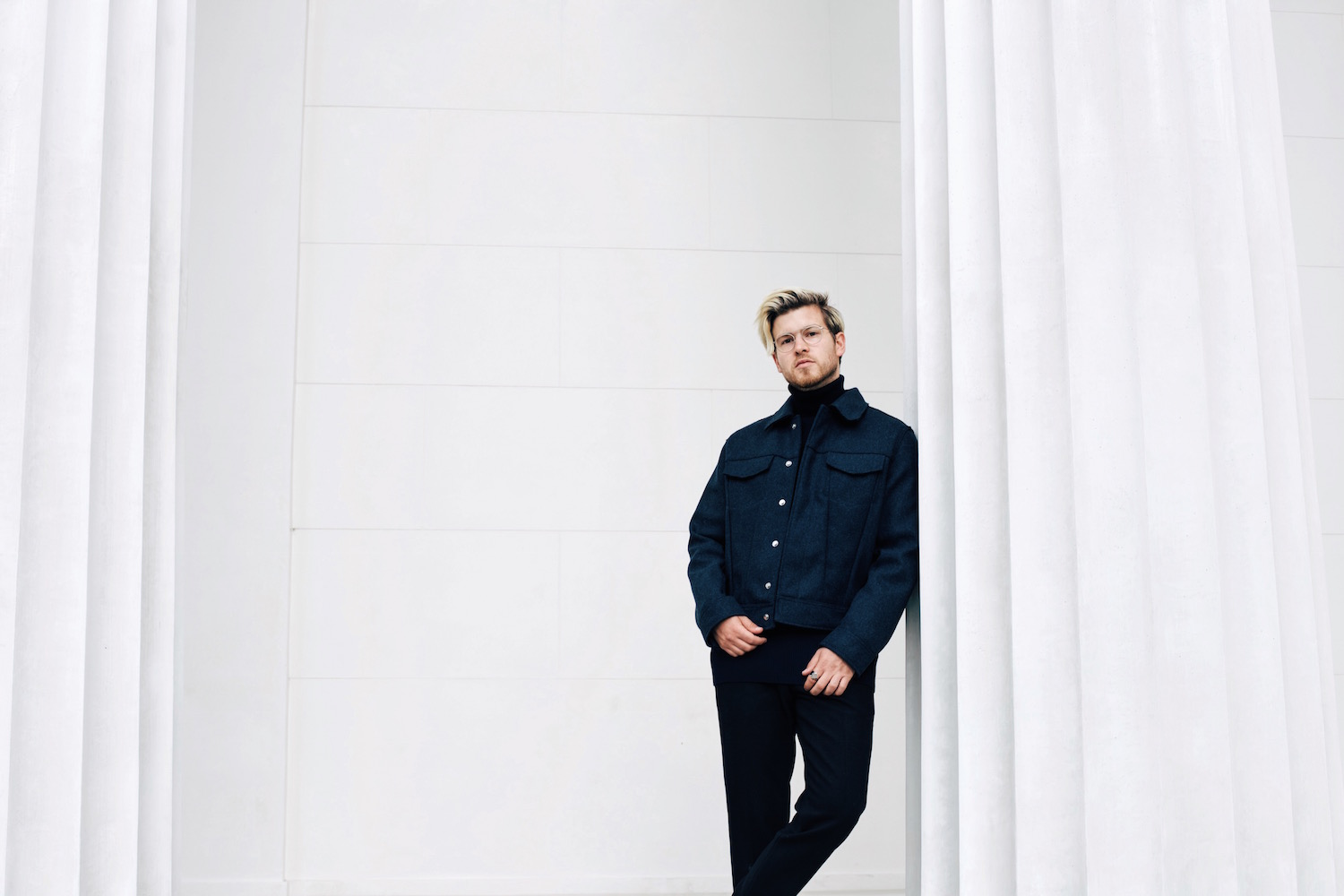 H&M Studio AW16 Mens Mensfashion and LIfestyle Blogger Meanwhile in Awesometown Outfitpost