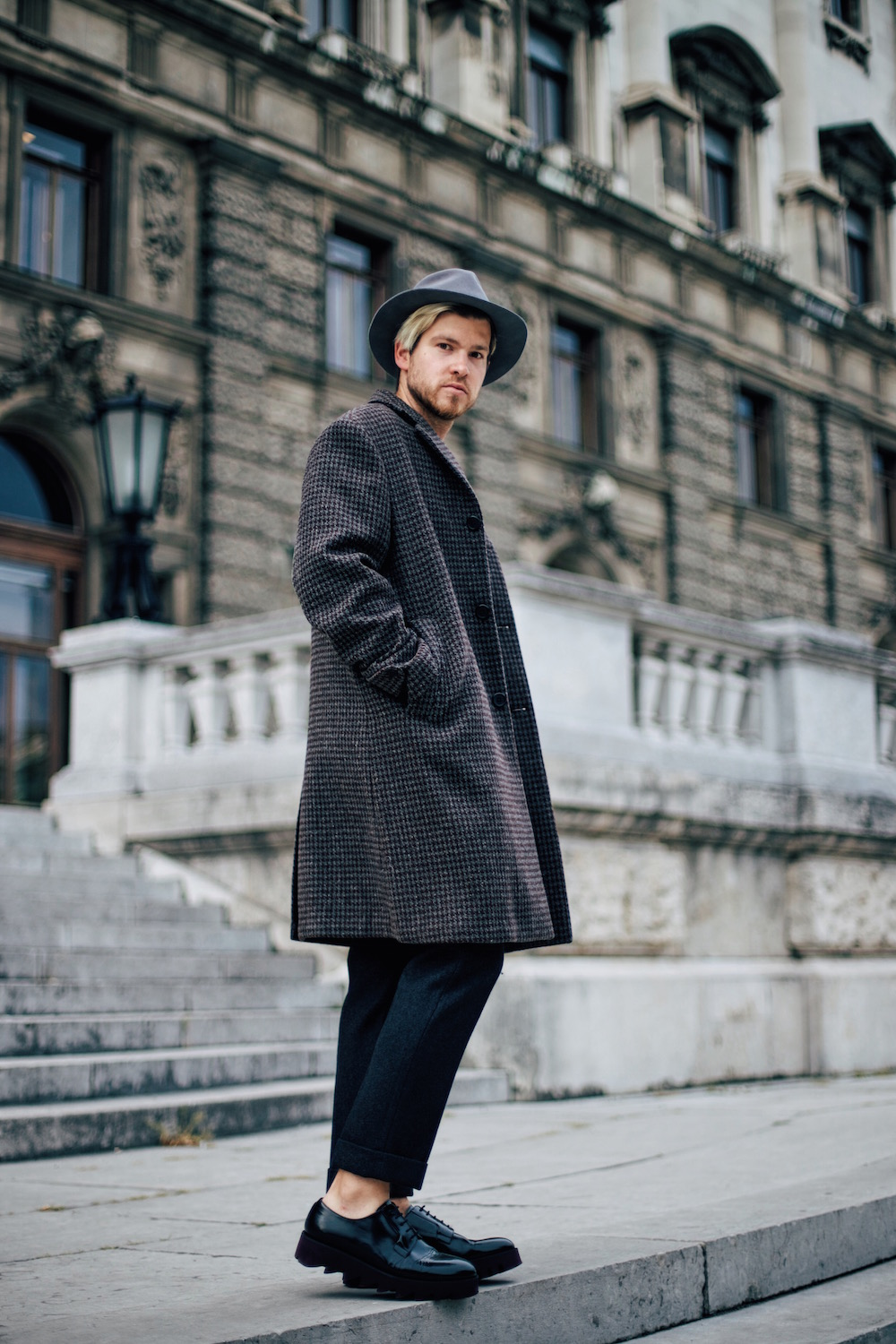 H&M STUDIO Autumn Winter 2016 Collection Men Outfit Meanwhile in Awesometown Austrian Mens Fashion and Lifestyle Blogger