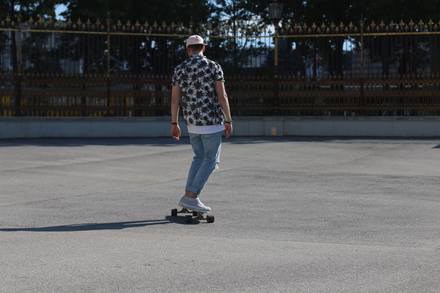 Longboarding in Style Meanwhile in Awesometown Mens Fashion and Style Blogger_9