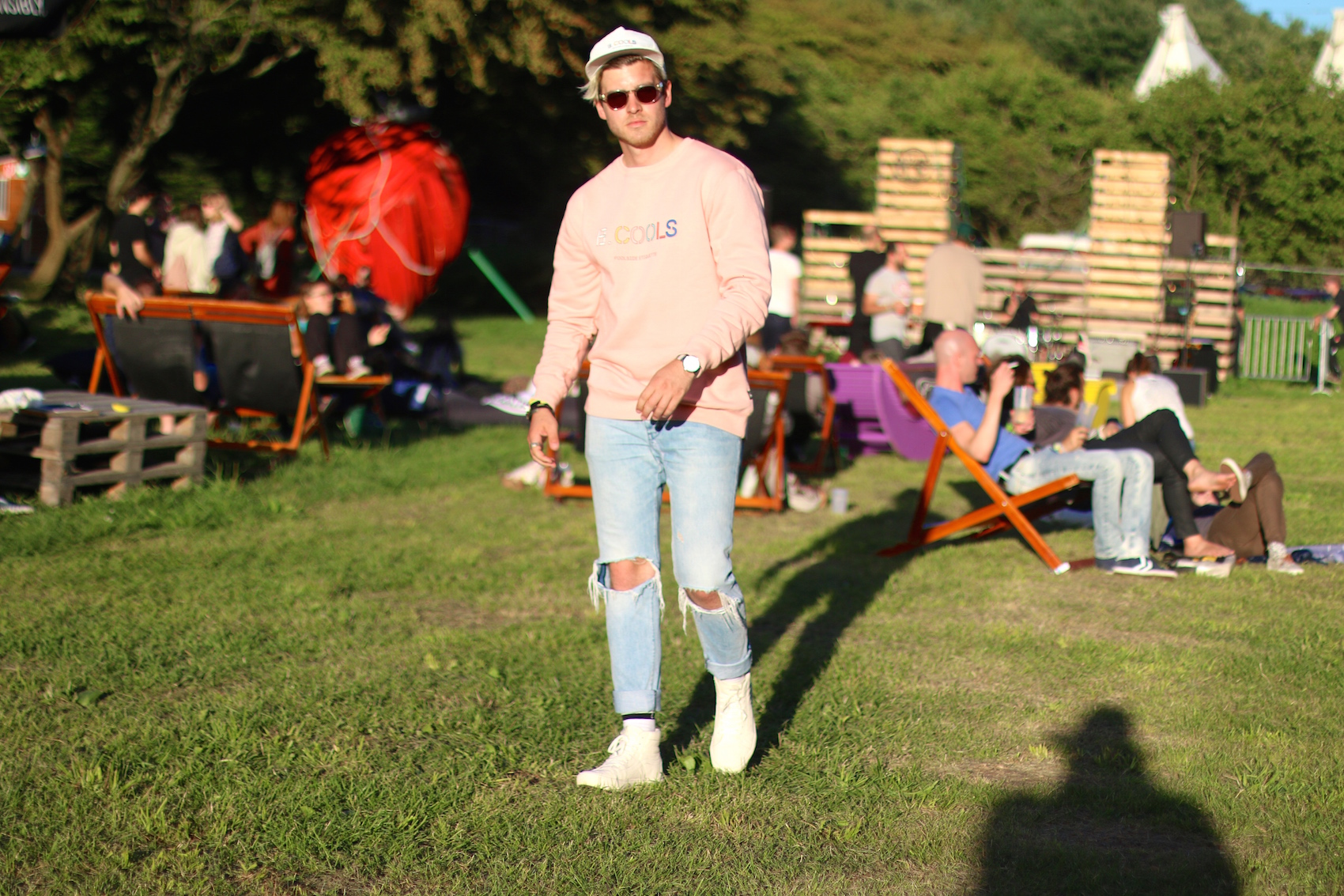 Summerville Festival Wiesen with Jack Daniels Meanwhile in Awesometown Austrian Mens Fashion and Lifestyleblogger Wien Vienna Festival Style12