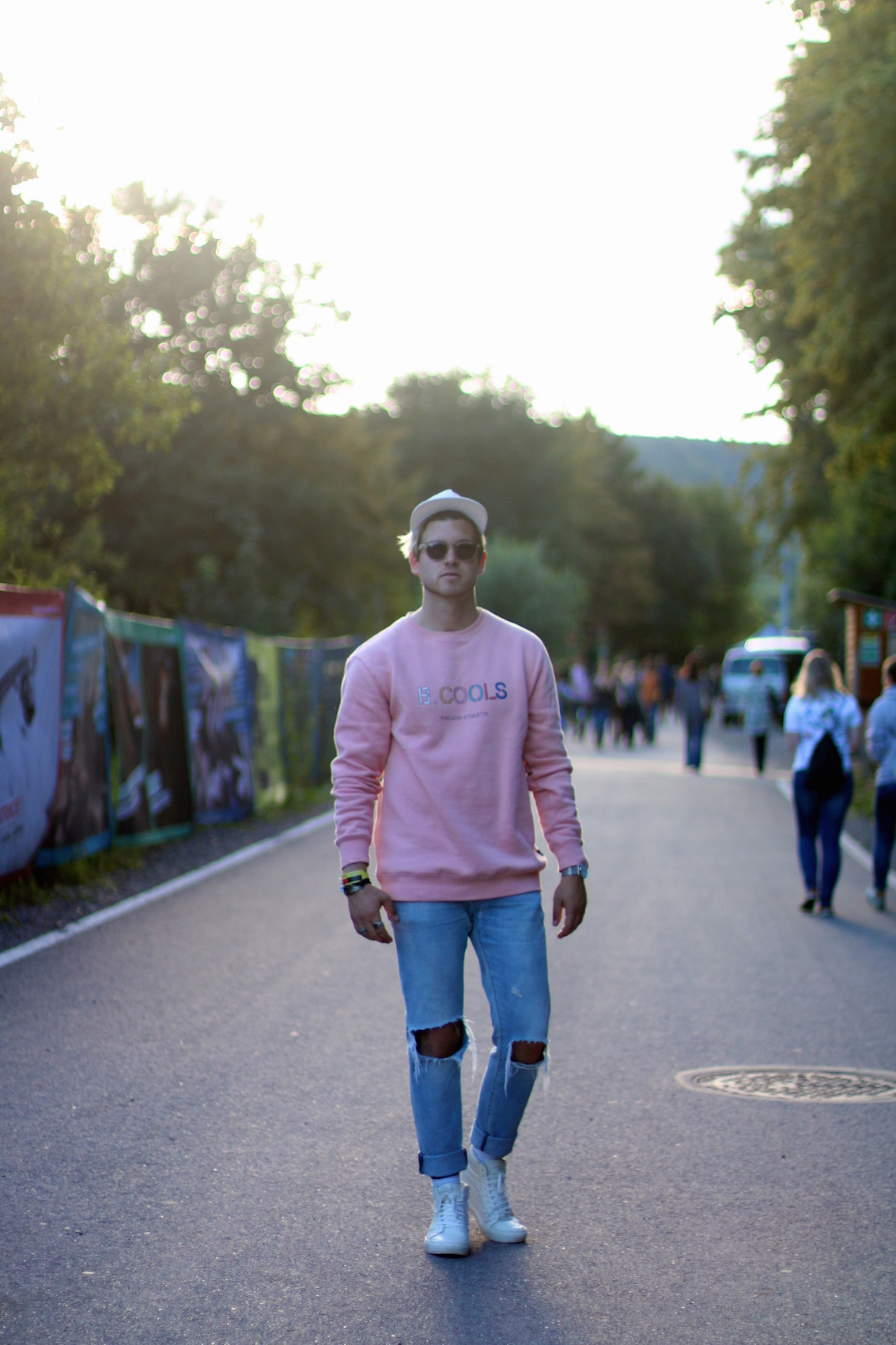 Summerville Festival Wiesen with Jack Daniels Meanwhile in Awesometown Austrian Mens Fashion and Lifestyleblogger Wien Vienna Festival Style9