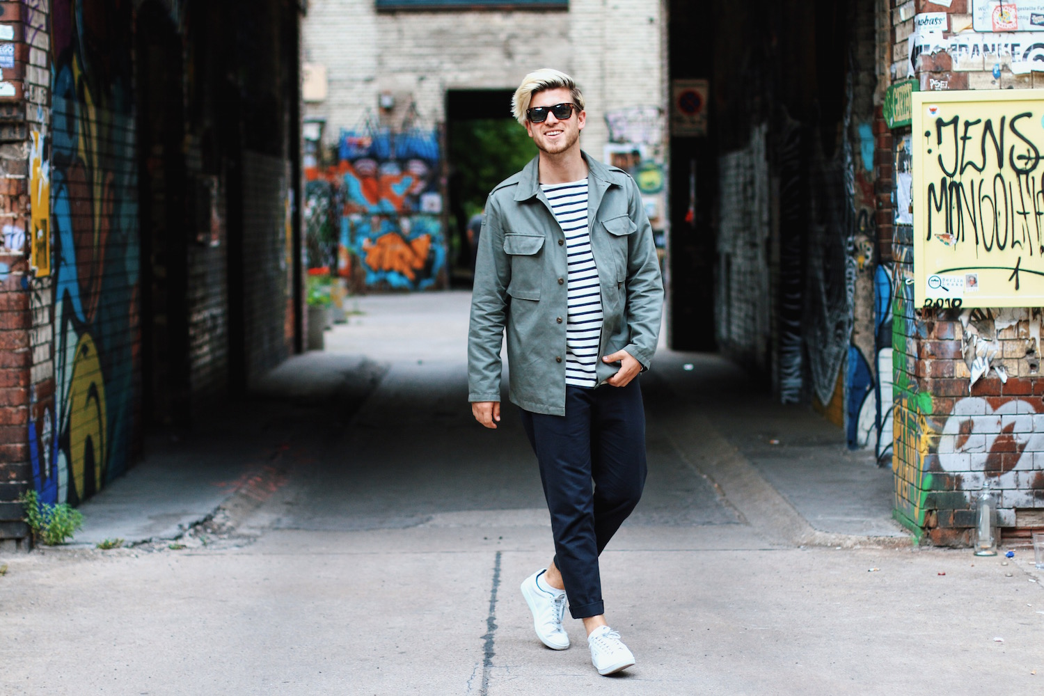 Outfit: Minimalist Elegance & Northern Coolness