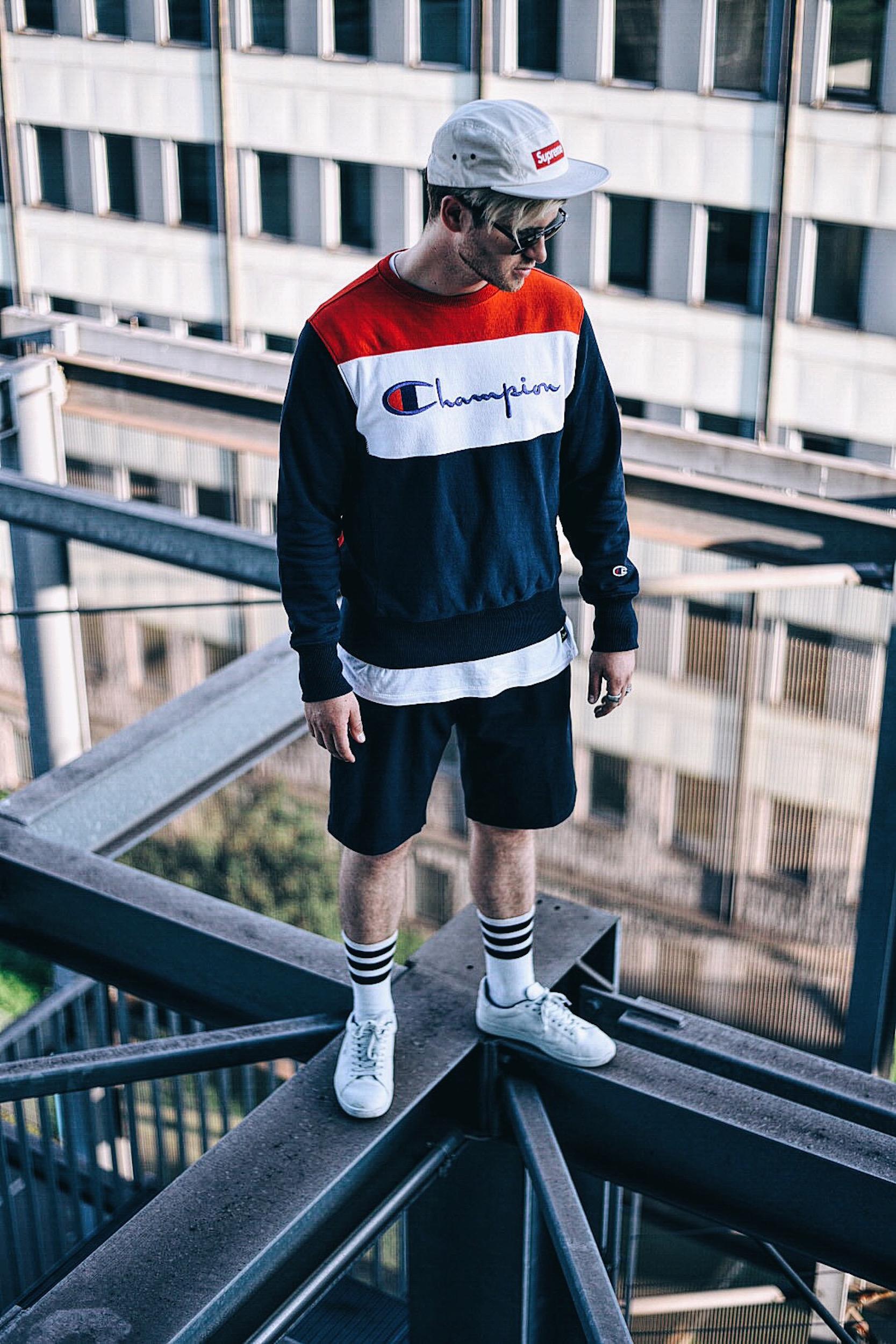 Sweater Fashion Mens