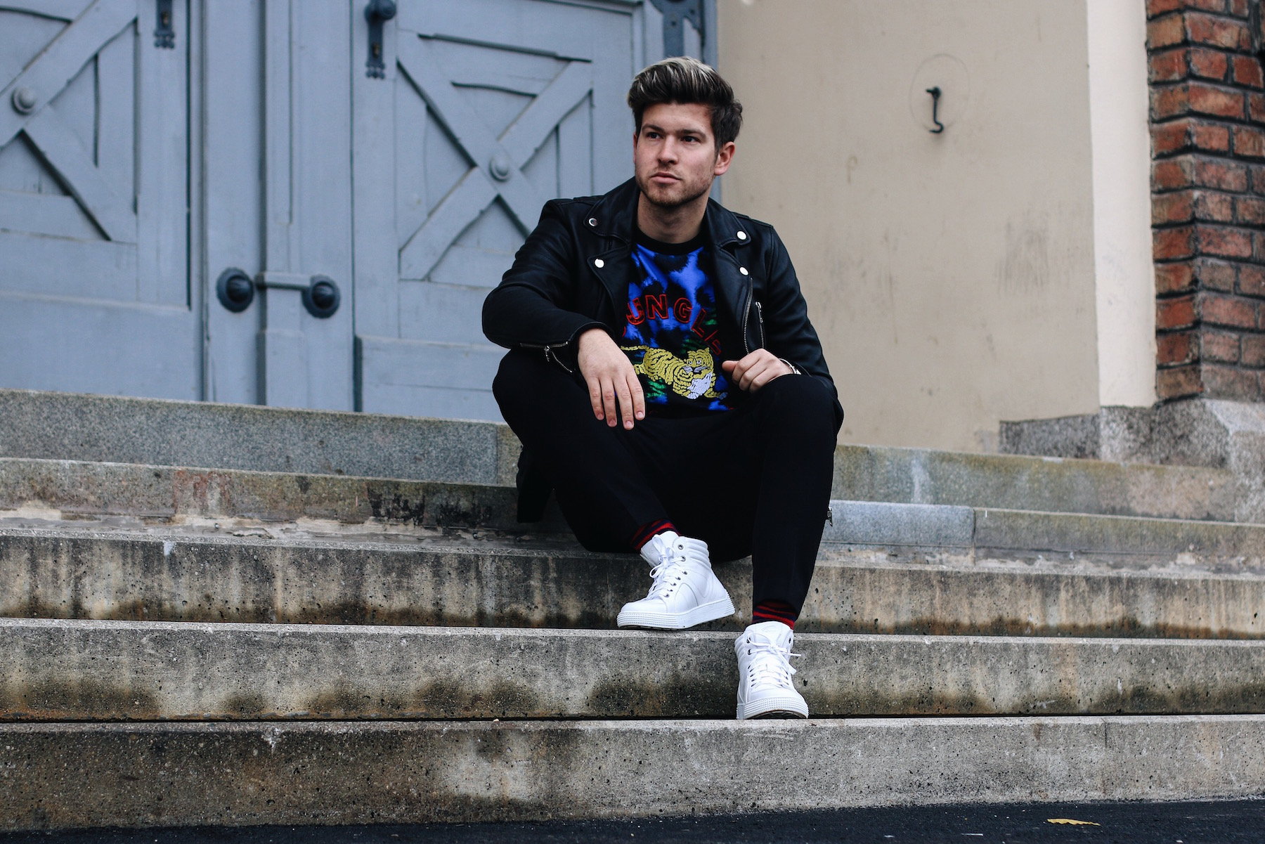 Camel Active Cocoon Sneakers styled with Kenzo x H&M collection_Meanwhile in Awesometown Austrian Mens Fashion and Lifestyle Blogger10