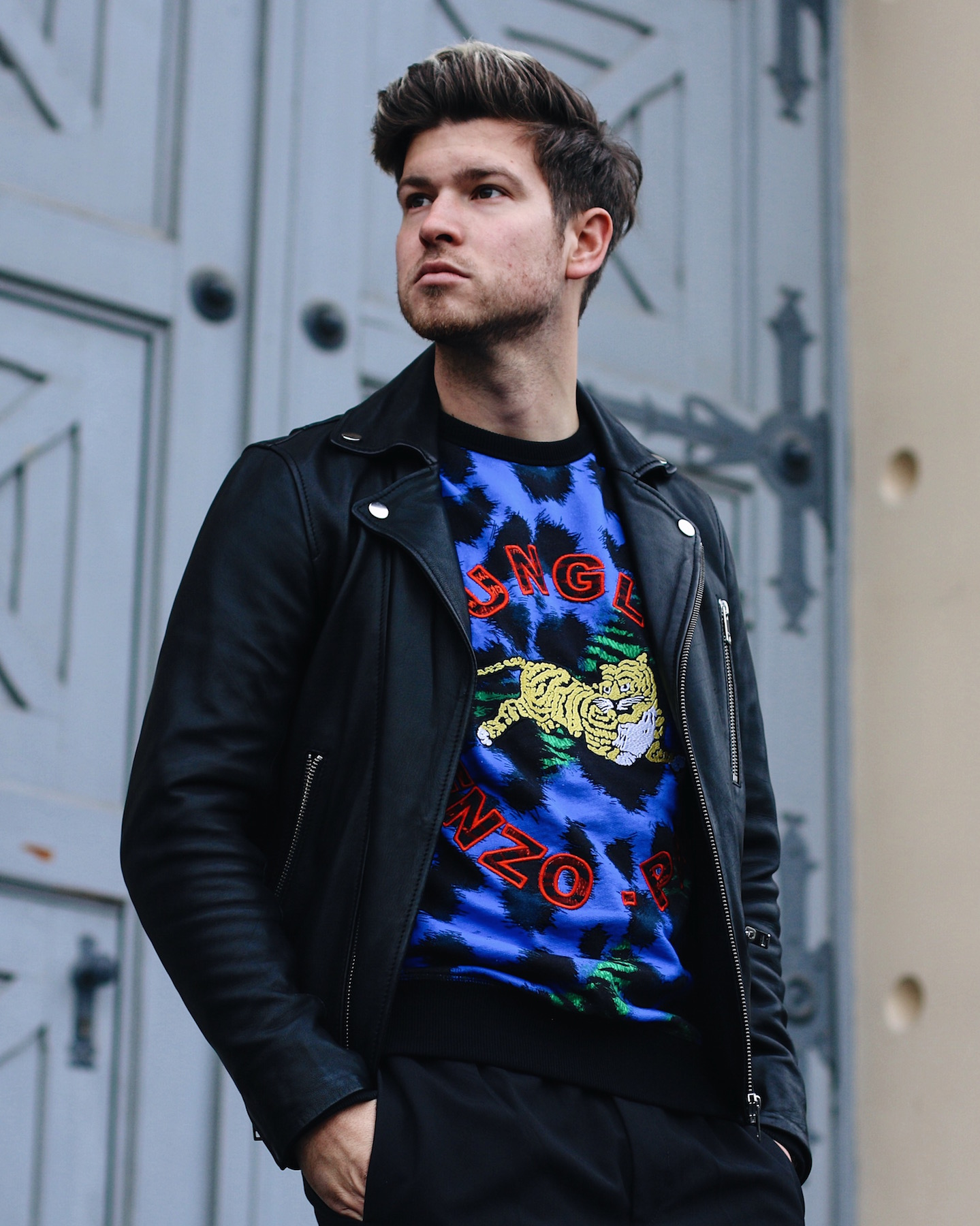 Camel Active Cocoon Sneakers styled with Kenzo x H&M collection_Meanwhile in Awesometown Austrian Mens Fashion and Lifestyle Blogger11