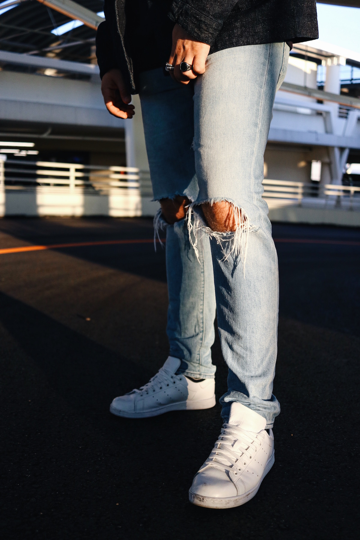 H&M Close The Loop Denim Collection_Denim on Denim Outfit by Meanwhile in Awesometown_Austrian Mens Fashion and Lifestyle Blogger15