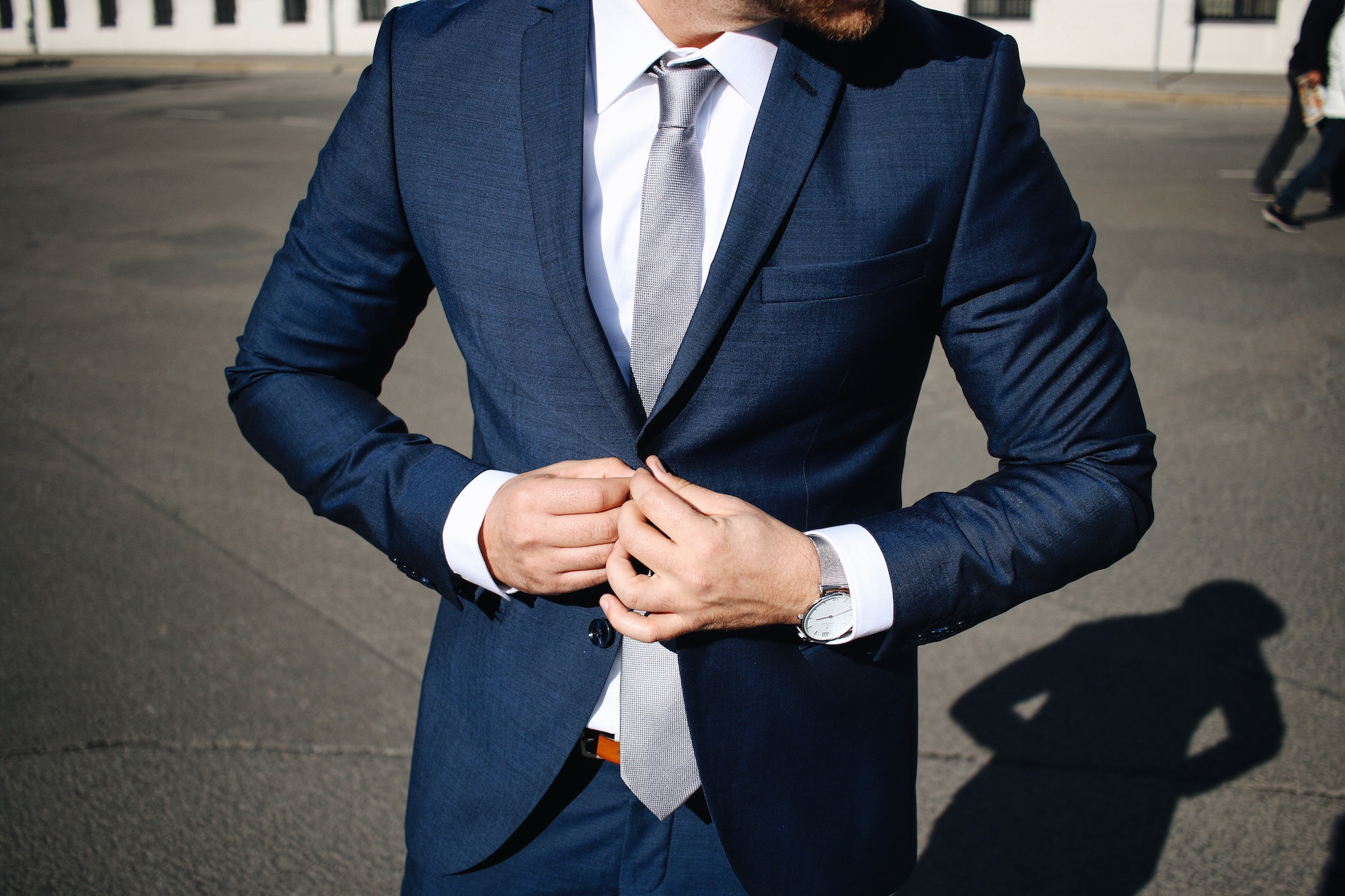 Three Ways to Wear a Suit with Tiger of Sweden | Mix & Match