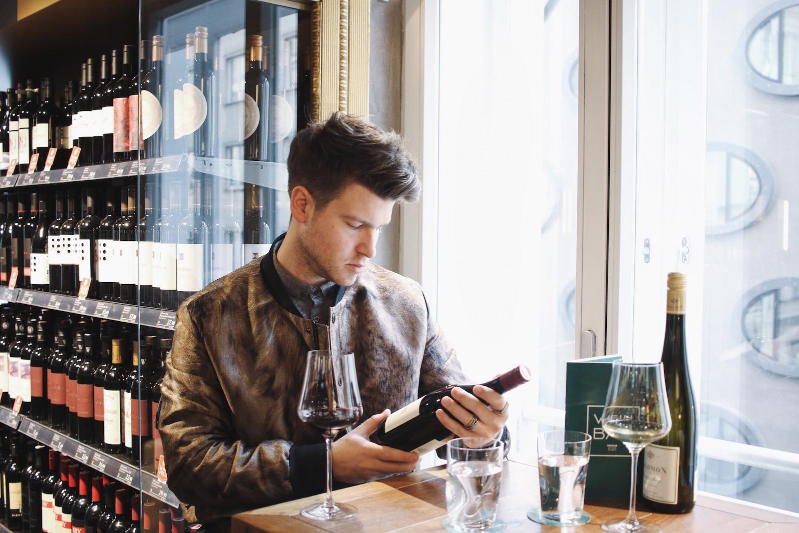 Weinbar im Merkur Hoher Markt_Restauranttest Review Weinverkostung Mittagsmenü_Wien erster Bezirk_Meanwhile in Awesometown_Wiener Männerblog Modeblog Lifestyleblog für Männer2