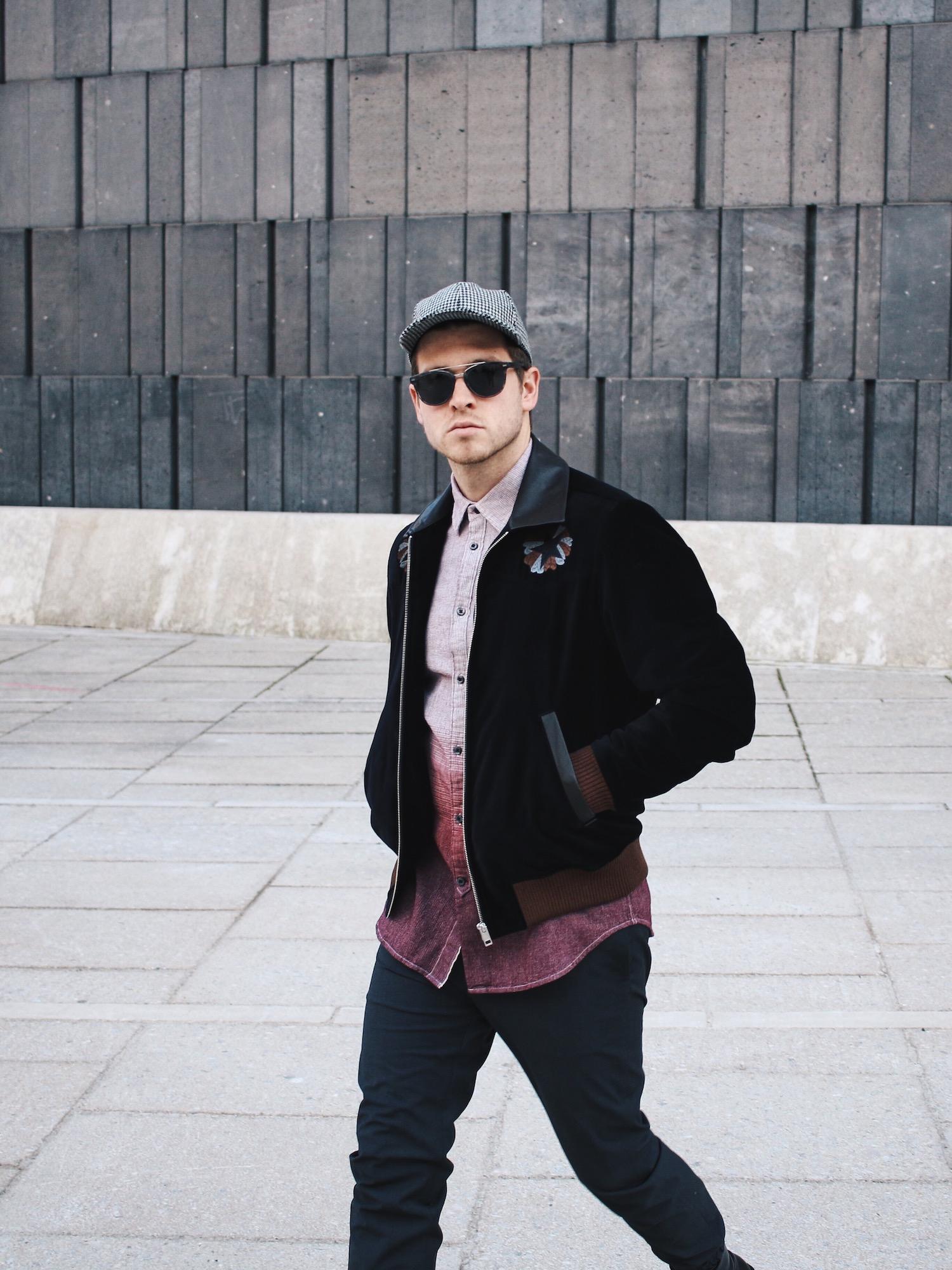 Diesel Pre-Spring 2017 Kollektion _ Meine Lieblingslooks für Herren _ Meanwhile in Awesometown_ Wiener Modeblogger _ Männerblog _ Lifestyleblog4