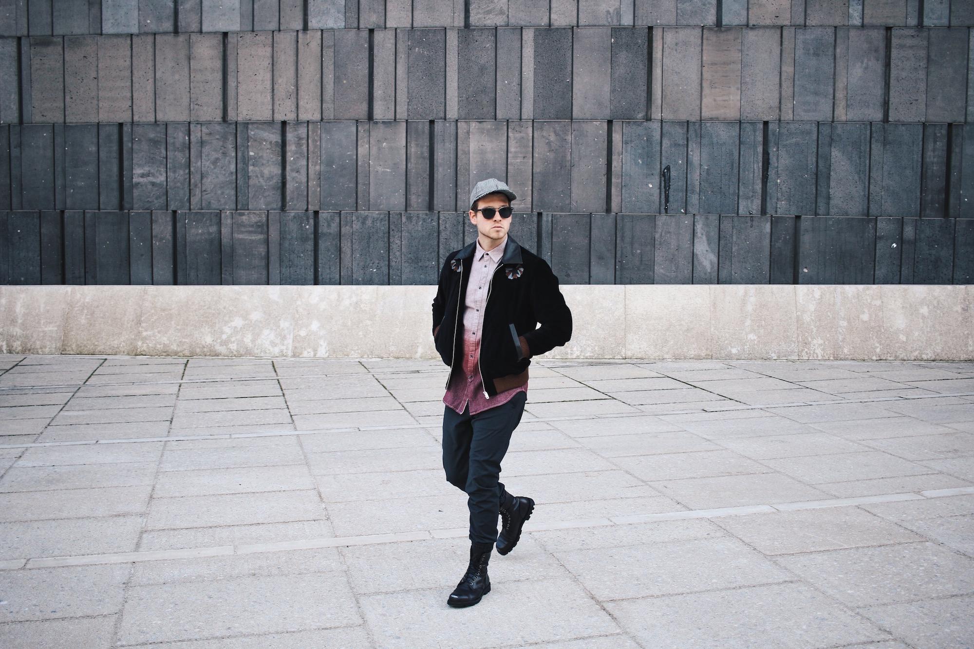 Diesel Pre-Spring 2017 Kollektion _ Meine Lieblingslooks für Herren _ Meanwhile in Awesometown_ Wiener Modeblogger _ Männerblog _ Lifestyleblog