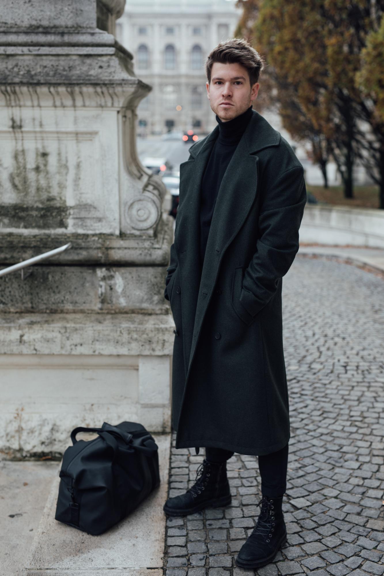 Mantel fur den winter