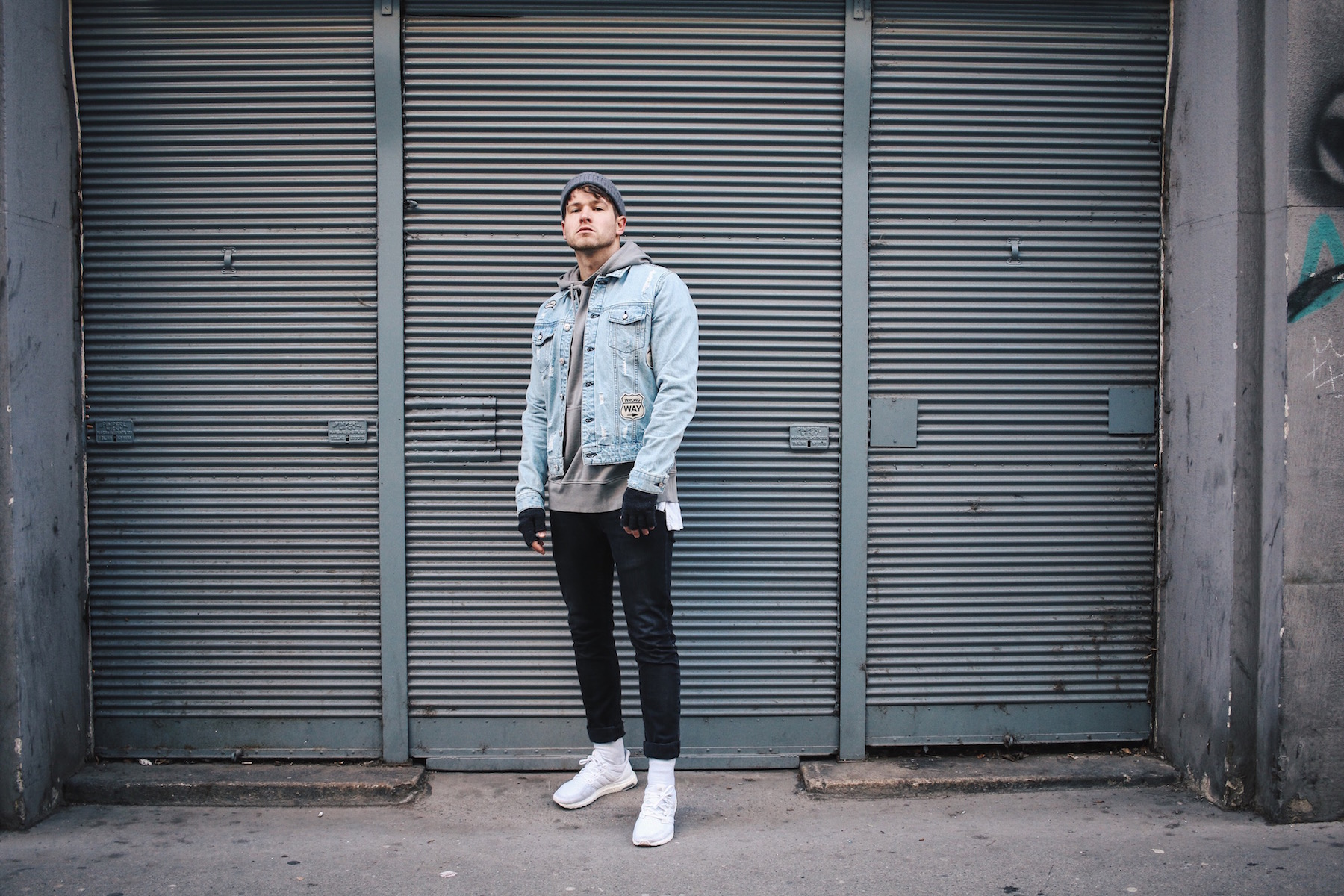 Rugged Denim Street Style By Only Amp Sons