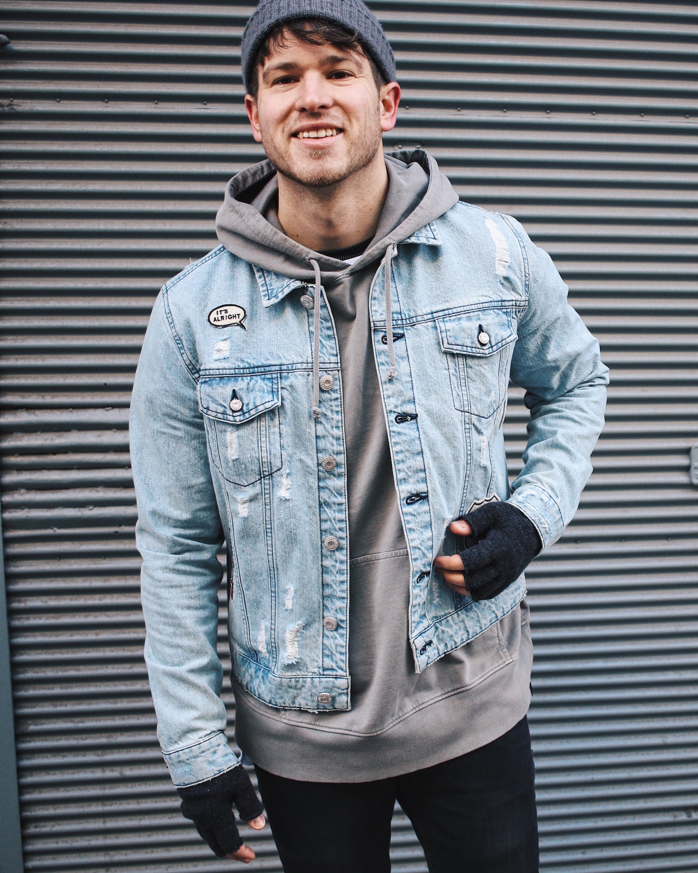 Only and Sons Spring Summer 2017 Kollektion _ Rugged Denim Street Style _ Meanwhile in Awesometown _ Austrian Male Fashion and Lifestyleblogger _ Wiener Blogger17