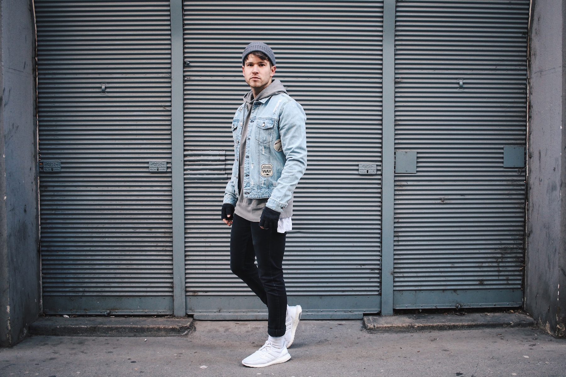 Only and Sons Spring Summer 2017 Kollektion _ Rugged Denim Street Style _ Meanwhile in Awesometown _ Austrian Male Fashion and Lifestyleblogger _ Wiener Blogger18