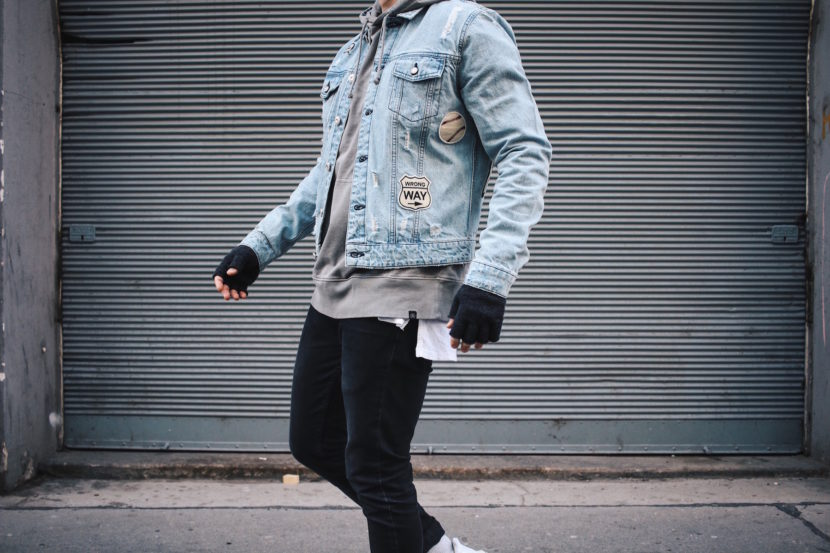 Only and Sons Spring Summer 2017 Kollektion _ Rugged Denim Street Style _ Meanwhile in Awesometown _ Austrian Male Fashion and Lifestyleblogger _ Wiener Blogger19