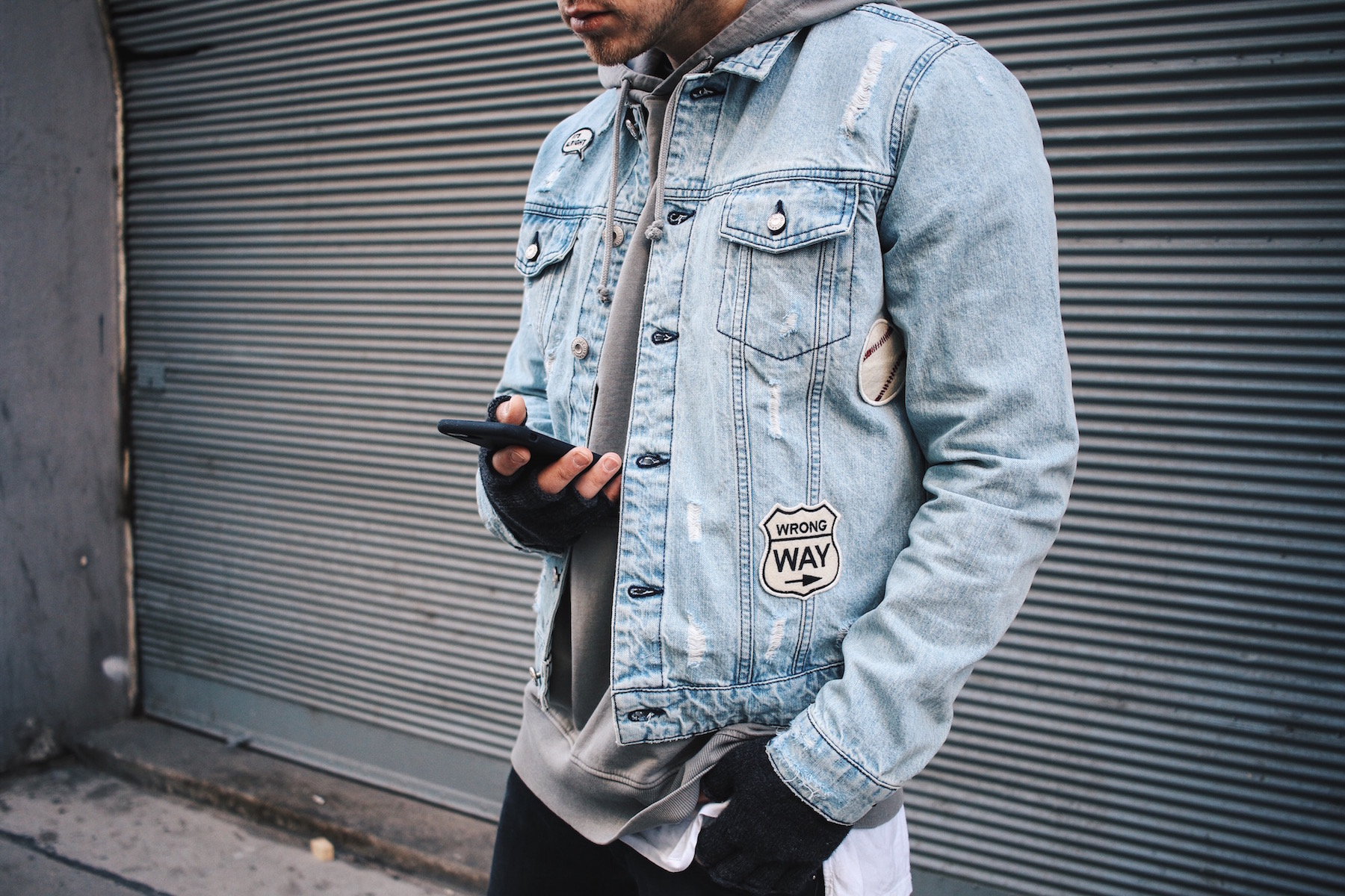Only and Sons Spring Summer 2017 Kollektion _ Rugged Denim Street Style _ Meanwhile in Awesometown _ Austrian Male Fashion and Lifestyleblogger _ Wiener Blogger2