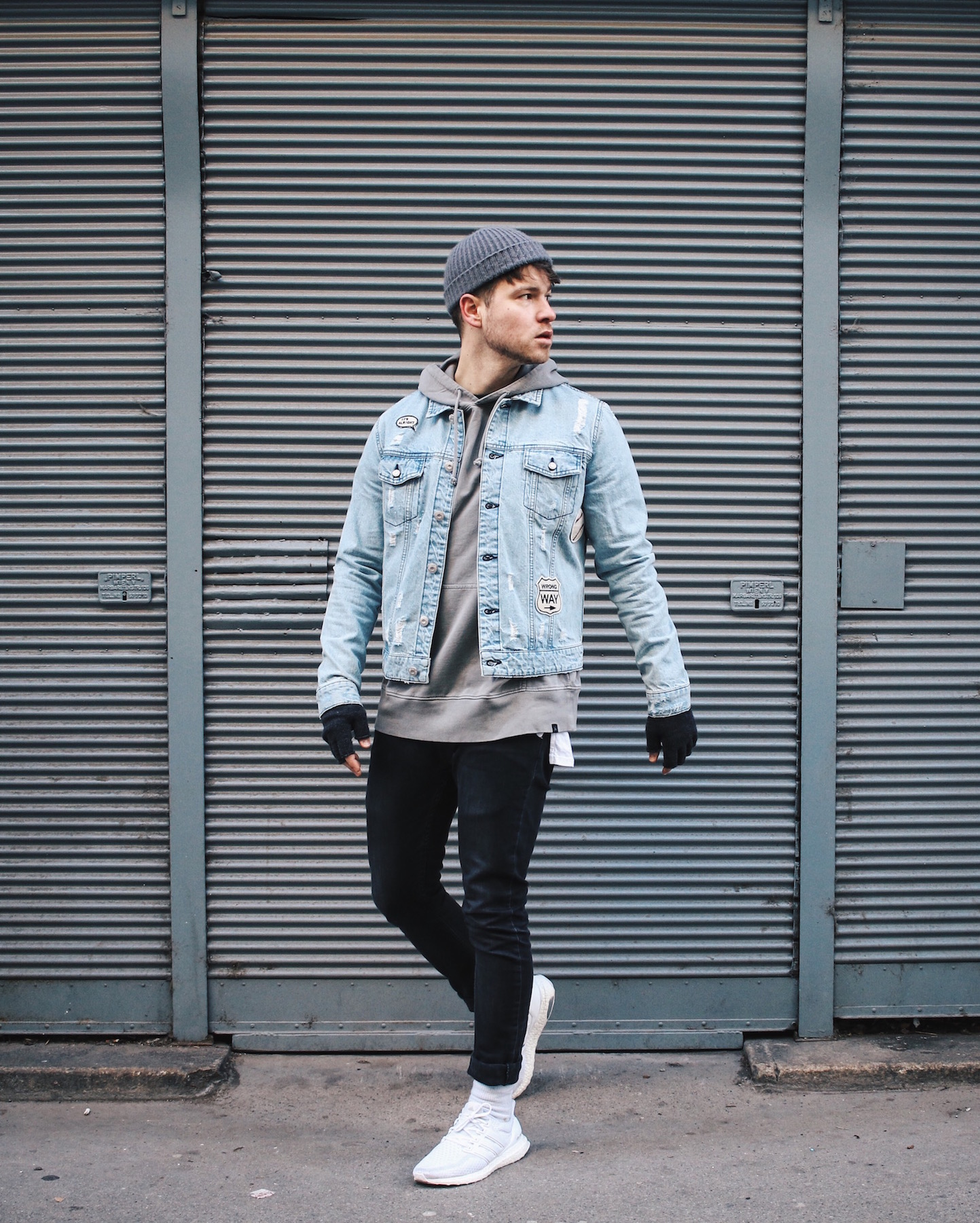 Rockiger Denim Street Style Die Must Haves Aus Der Neuen Only Sons Kollektion