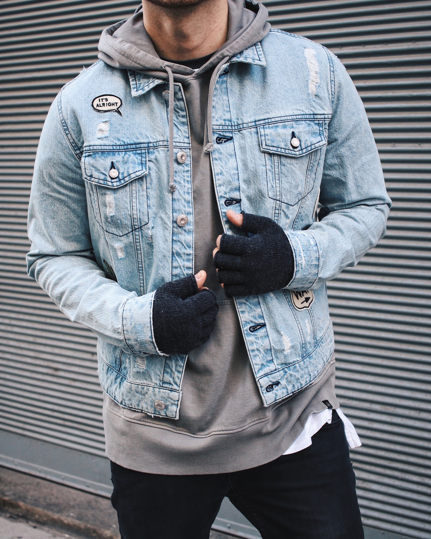 Only and Sons Spring Summer 2017 Kollektion _ Rugged Denim Street Style _ Meanwhile in Awesometown _ Austrian Male Fashion and Lifestyleblogger _ Wiener Blogger21