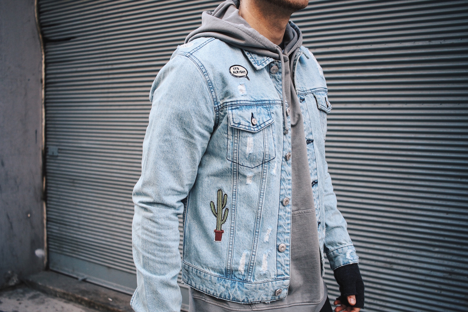 Only and Sons Spring Summer 2017 Kollektion _ Rugged Denim Street Style _ Meanwhile in Awesometown _ Austrian Male Fashion and Lifestyleblogger _ Wiener Blogger22