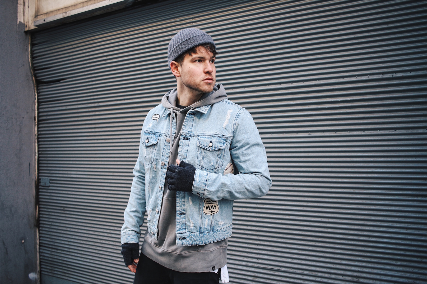 Only and Sons Spring Summer 2017 Kollektion _ Rugged Denim Street Style _ Meanwhile in Awesometown _ Austrian Male Fashion and Lifestyleblogger _ Wiener Blogger3