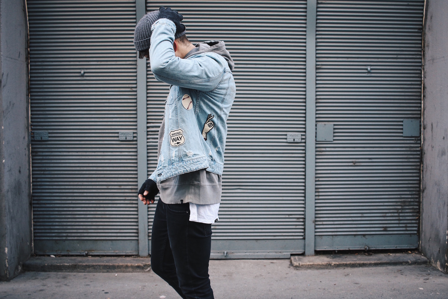 Only and Sons Spring Summer 2017 Kollektion _ Rugged Denim Street Style _ Meanwhile in Awesometown _ Austrian Male Fashion and Lifestyleblogger _ Wiener Blogger4