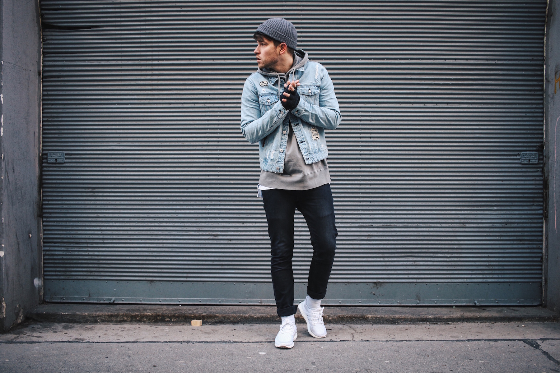 Only and Sons Spring Summer 2017 Kollektion _ Rugged Denim Street Style _ Meanwhile in Awesometown _ Austrian Male Fashion and Lifestyleblogger _ Wiener Blogger5
