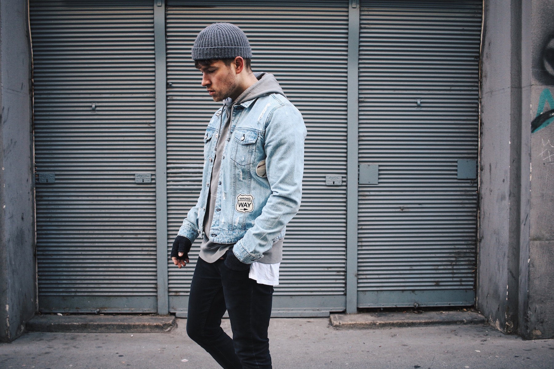 Only and Sons Spring Summer 2017 Kollektion _ Rugged Denim Street Style _ Meanwhile in Awesometown _ Austrian Male Fashion and Lifestyleblogger _ Wiener Blogger6