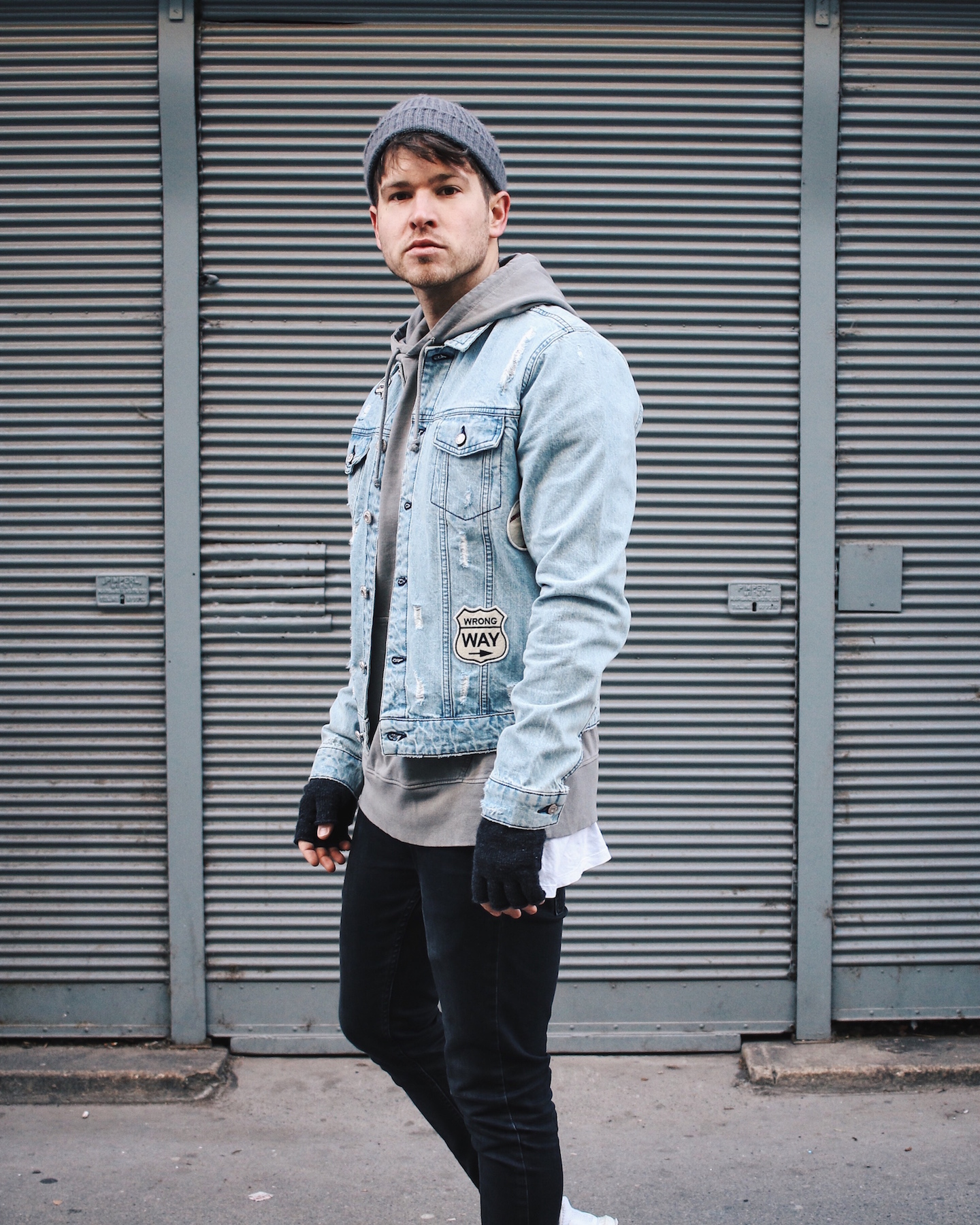 Only and Sons Spring Summer 2017 Kollektion _ Rugged Denim Street Style _ Meanwhile in Awesometown _ Austrian Male Fashion and Lifestyleblogger _ Wiener Blogger8