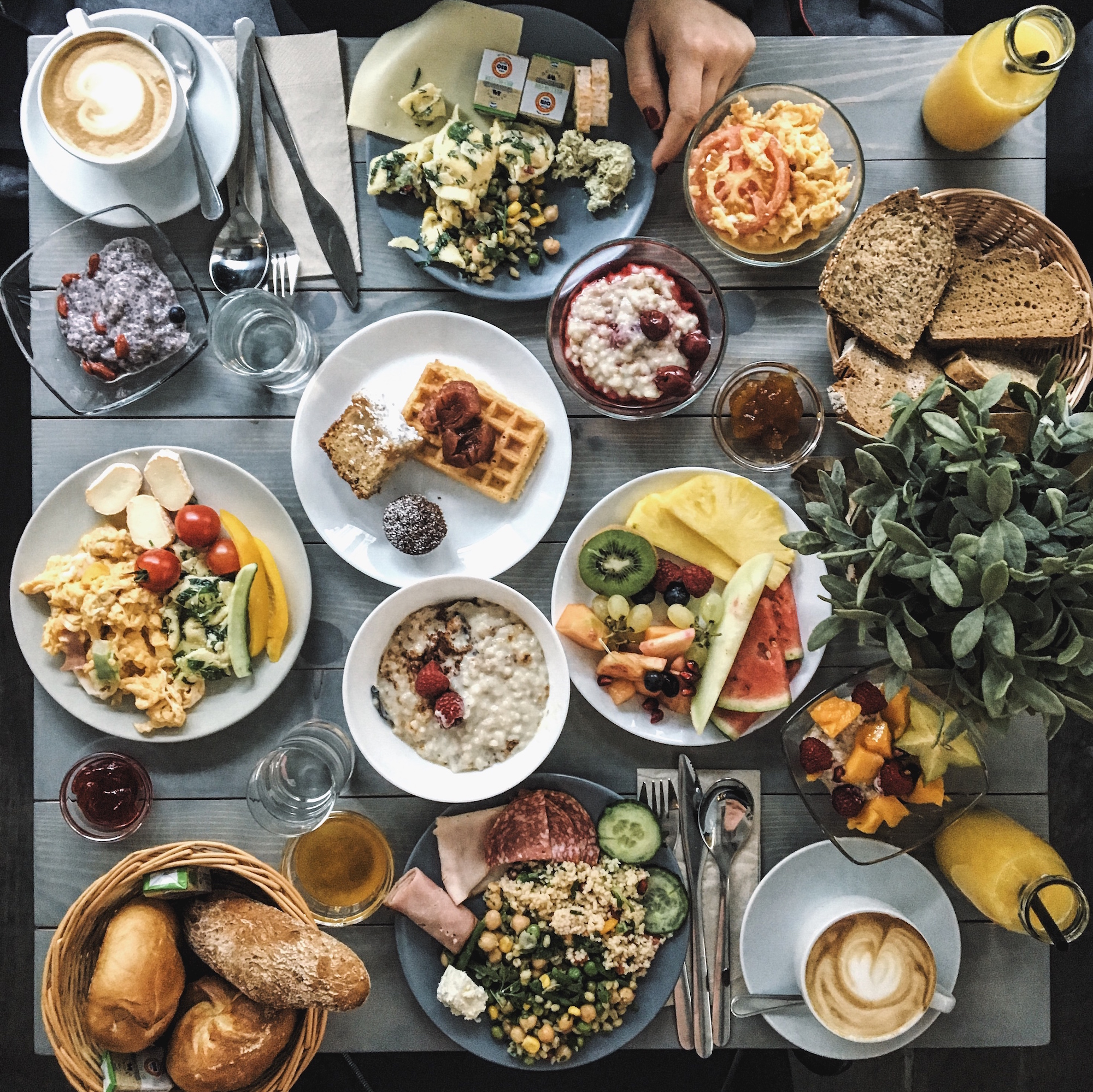 #EatOutVienna - A Foodie's Guide to Vienna - Brunch at Sneak In
