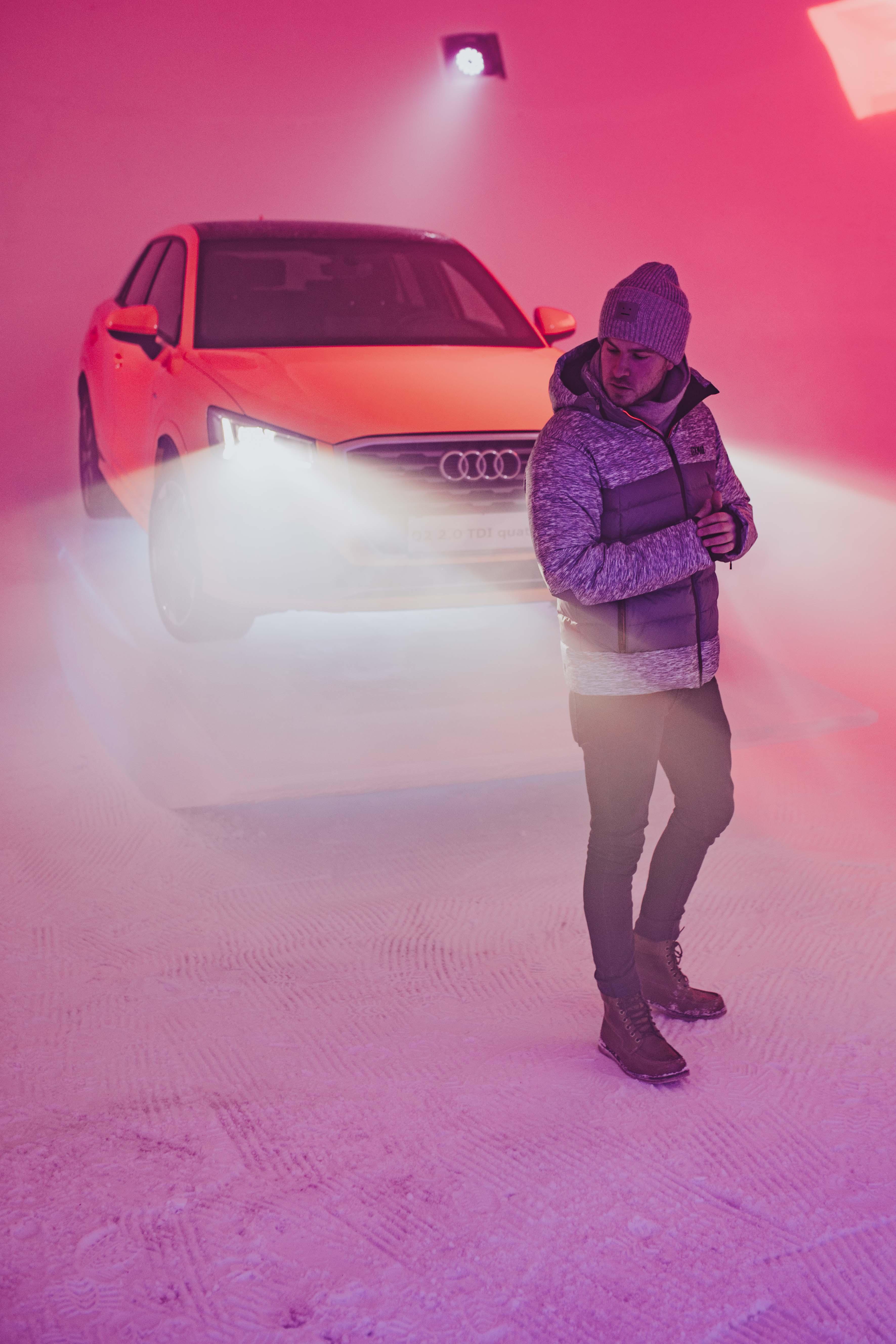 Audi Quattro Roadtrip zum Ice Camp und Tauern Spa 16