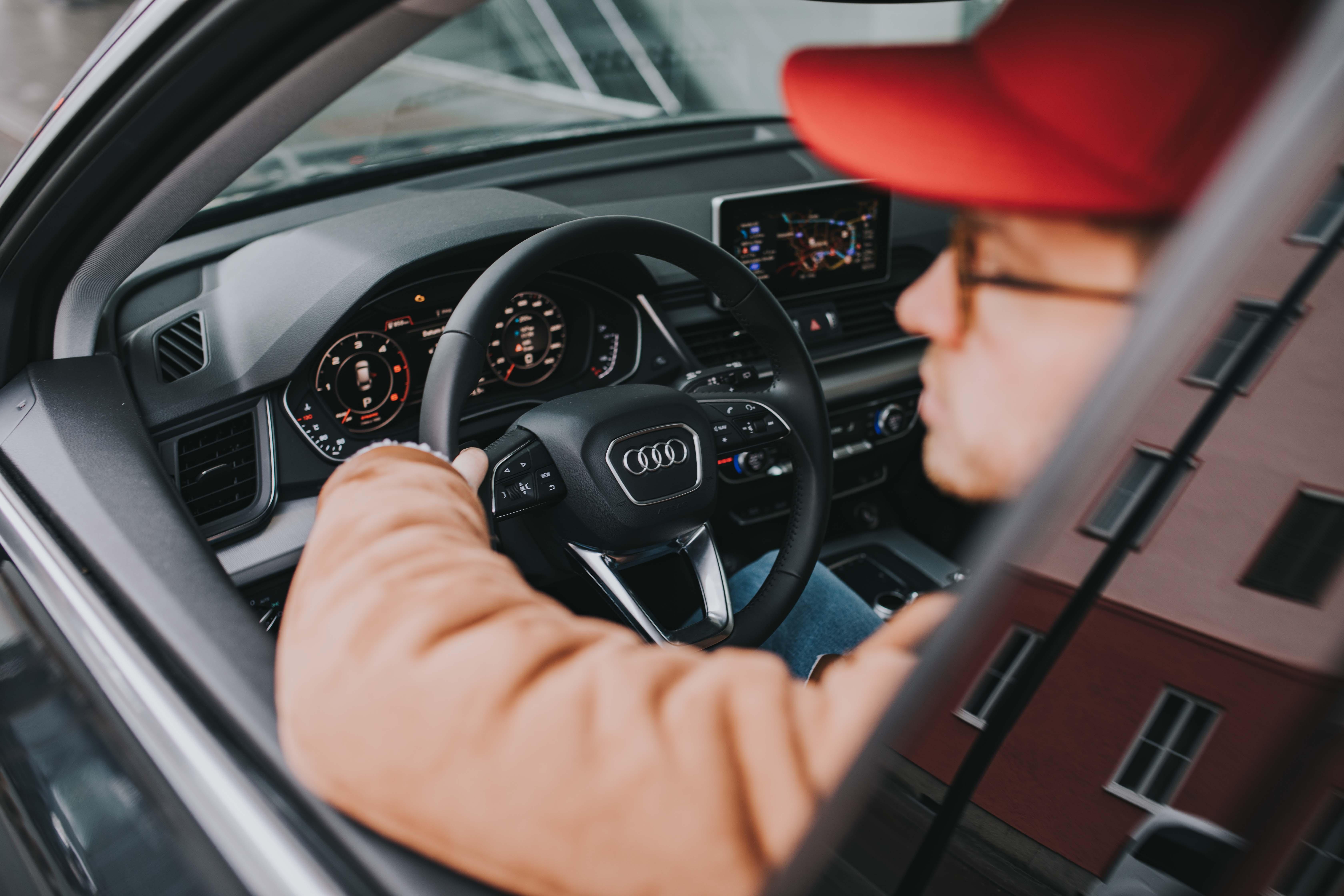 Audi Quattro Roadtrip zum Ice Camp und Tauern Spa 1