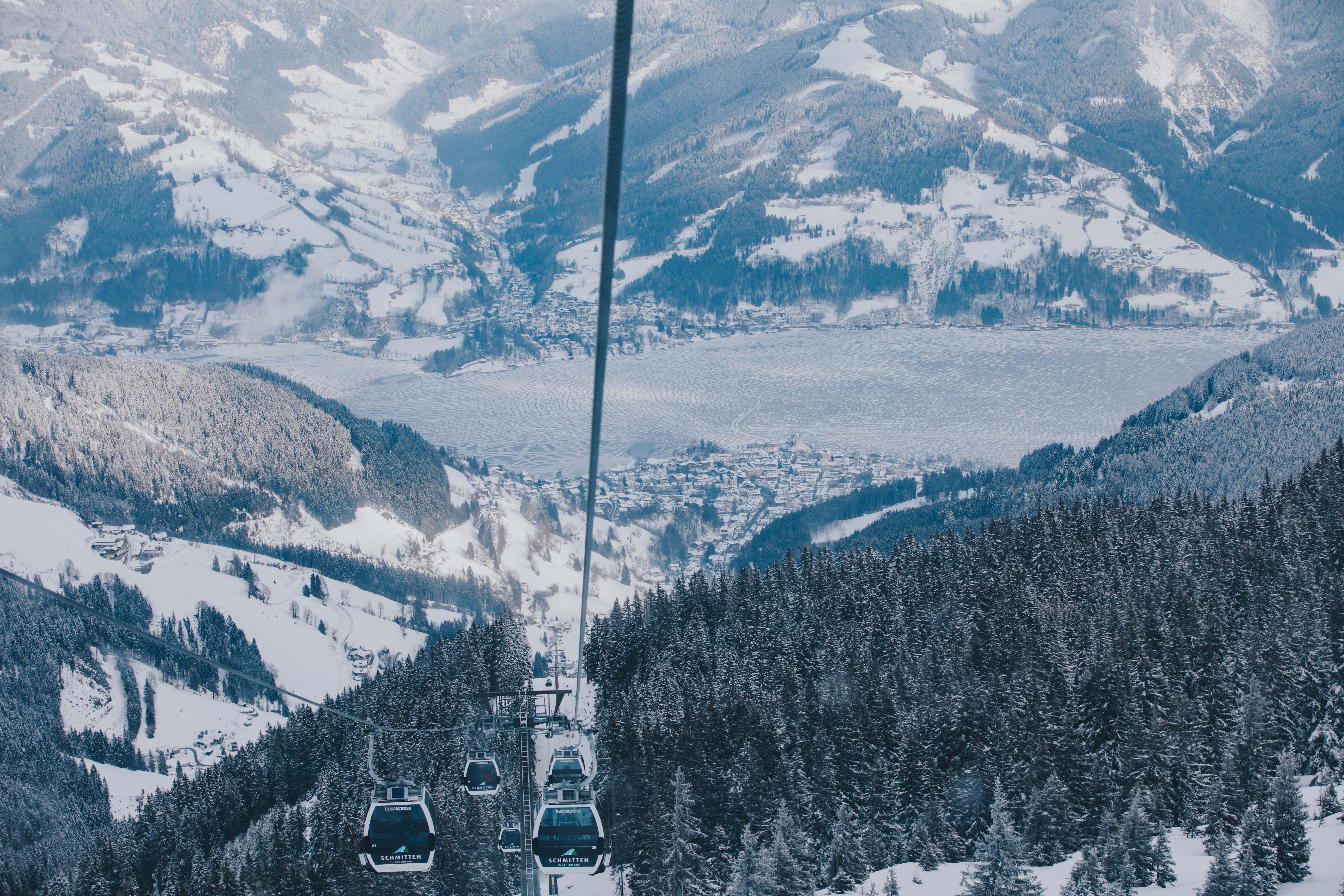 Audi Quattro Roadtrip zum Ice Camp und Tauern Spa 2