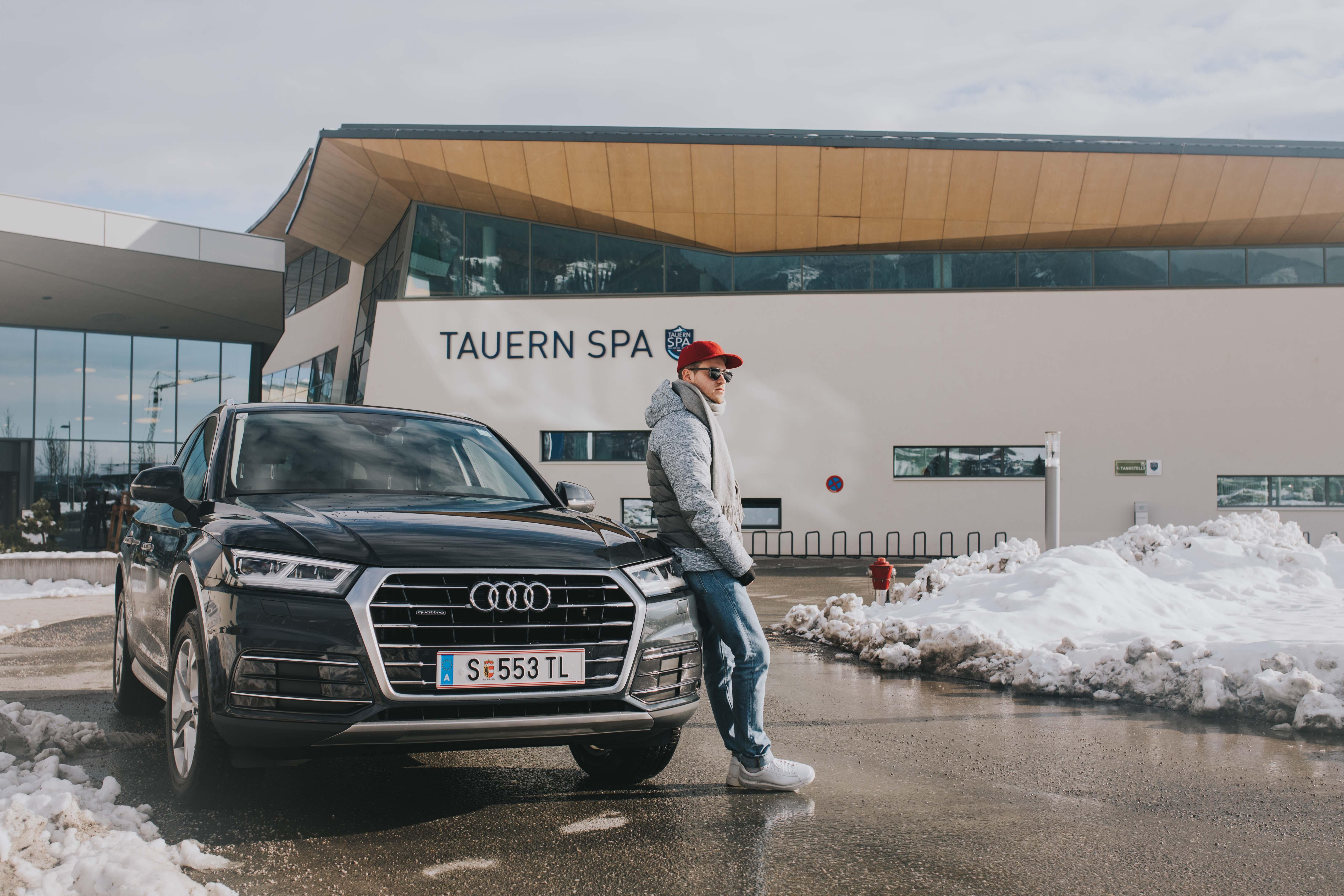 Audi Quattro Roadtrip zum Ice Camp und Tauern Spa 3