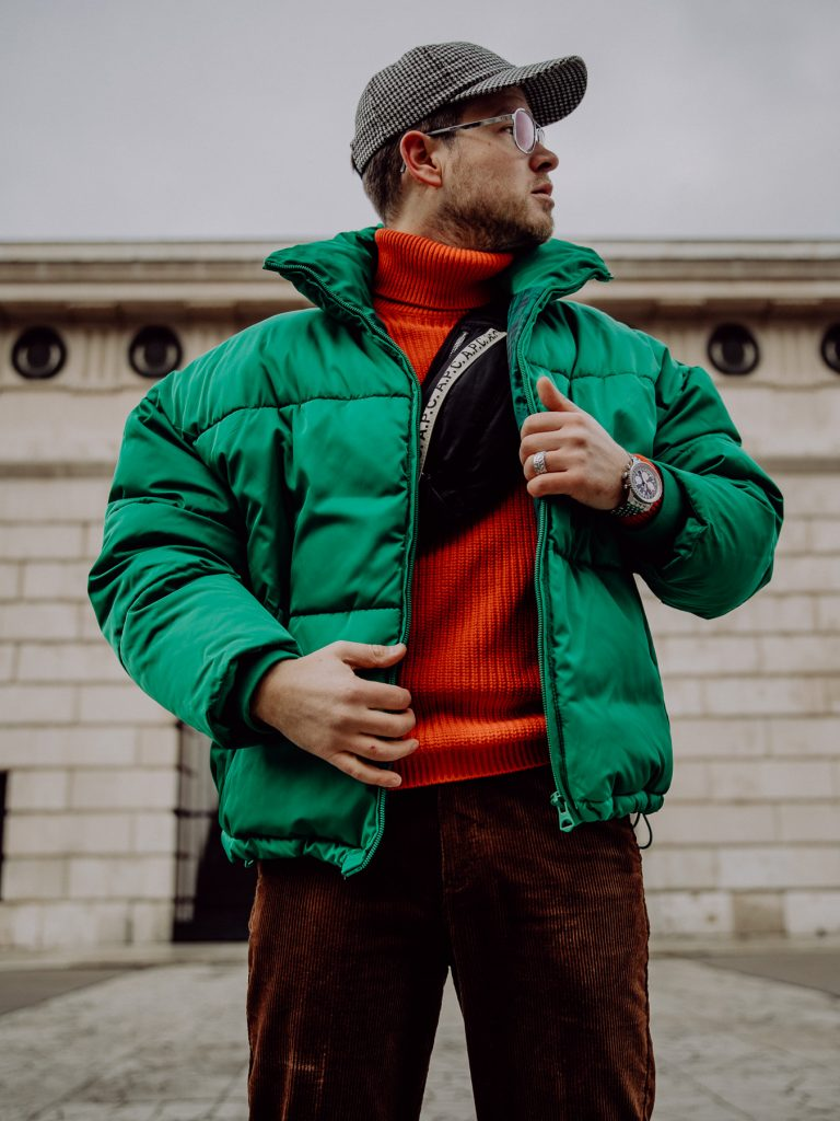 Winter Outfits for Men - Oversized Puffer Jacket and ...